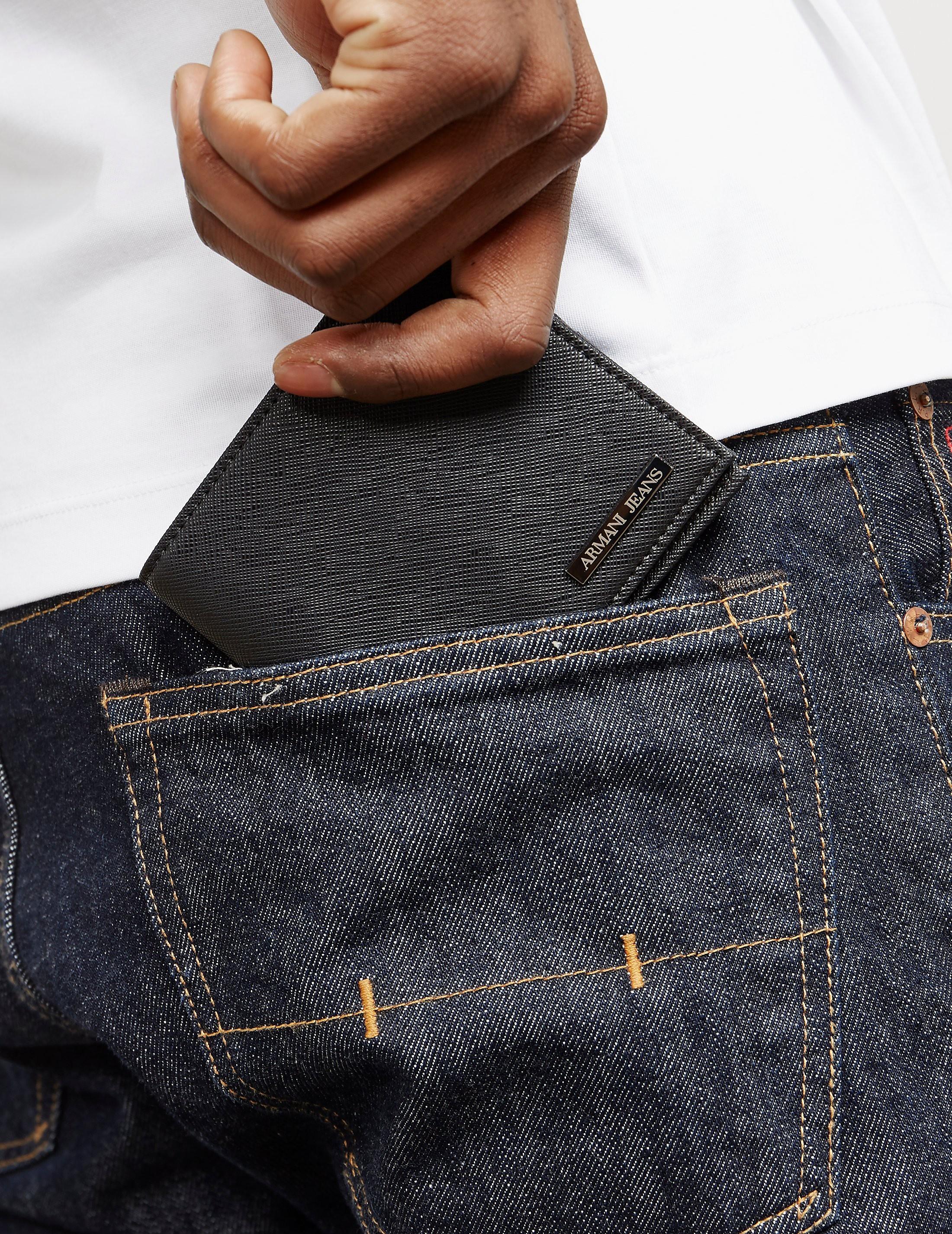 Armani Jeans Saff Billford Wallet
