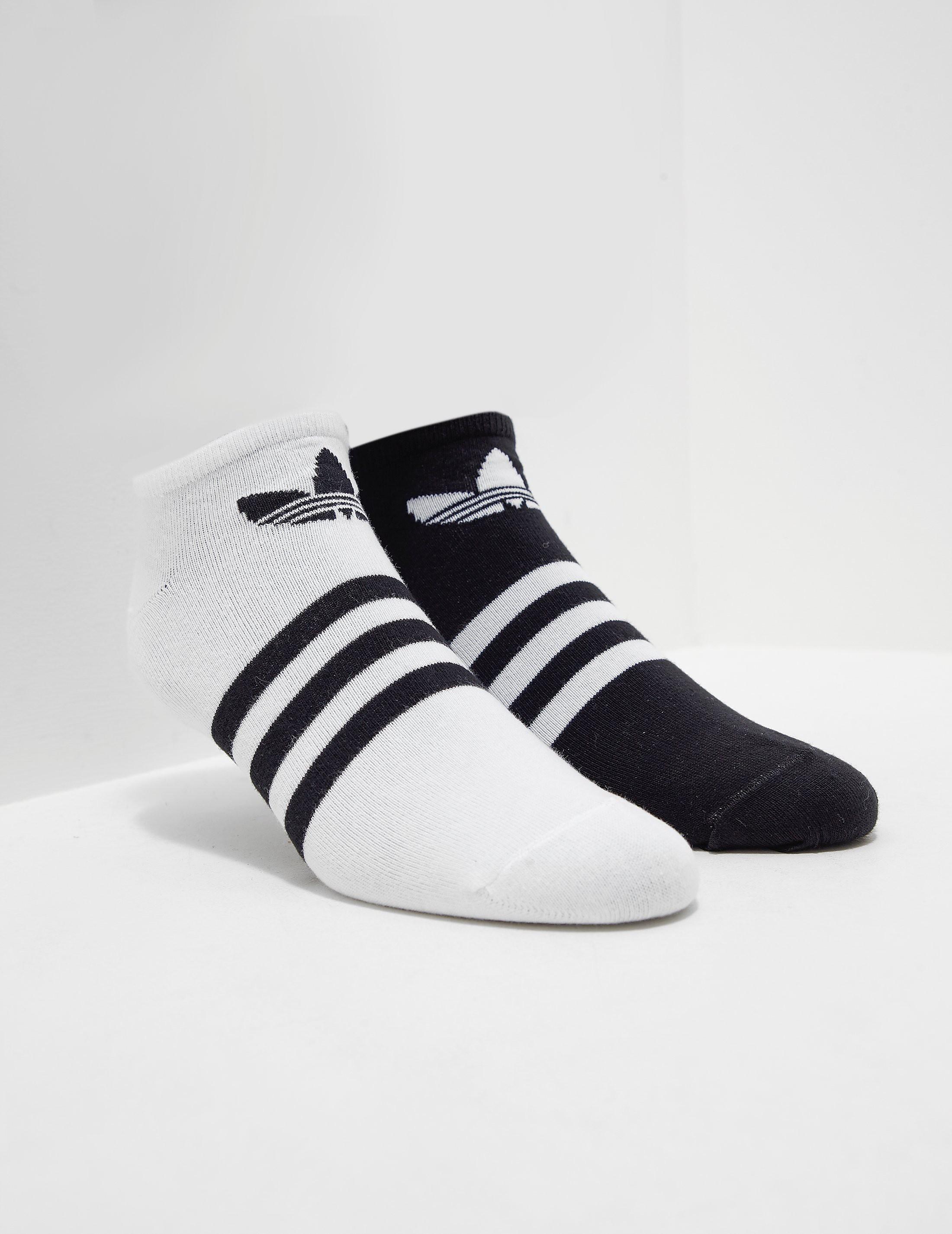 adidas Originals 2-Pack Trainer Socks