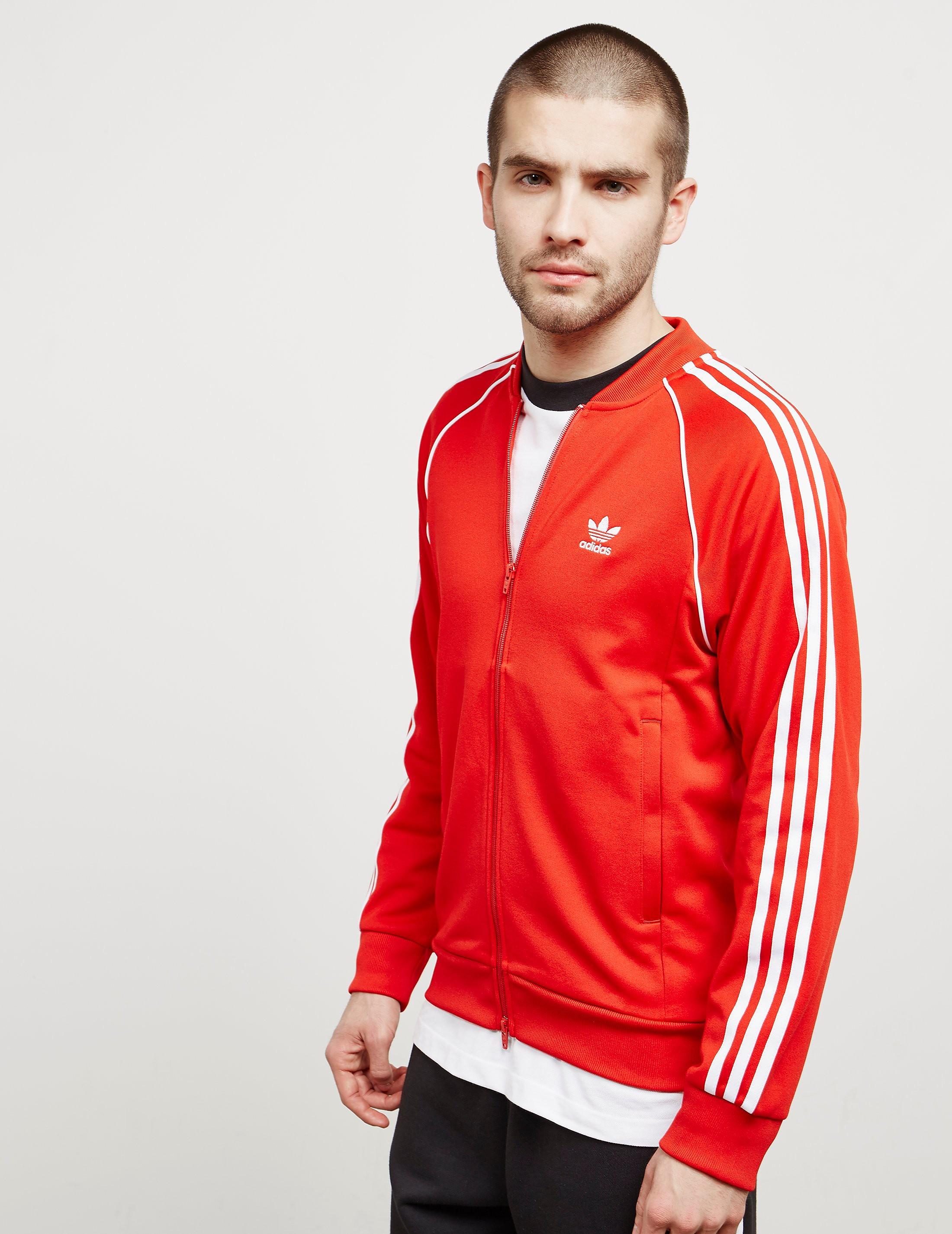adidas Originals Superstar Full Zip Track Top