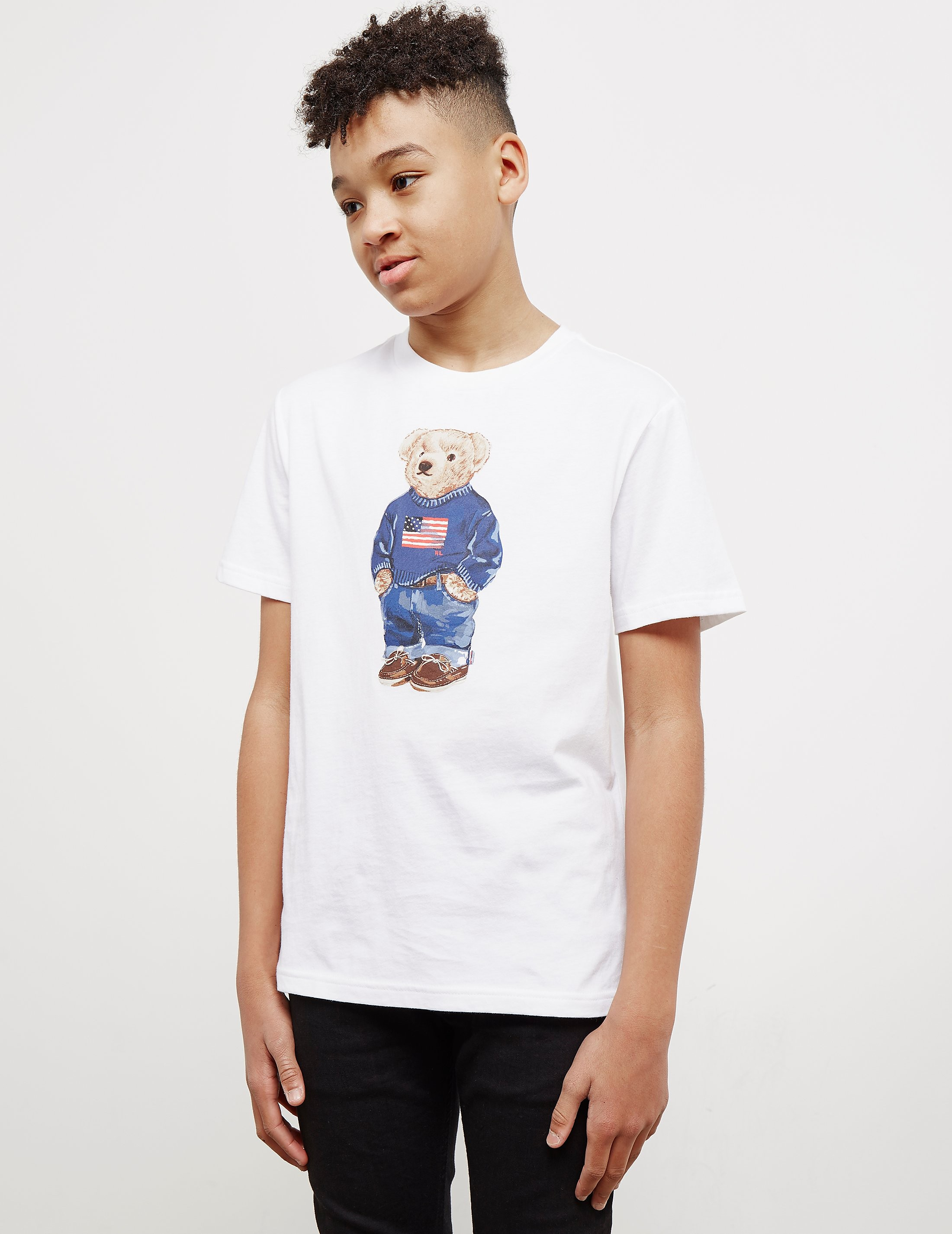 Polo Ralph Lauren Teddy Short Sleeve T-Shirt