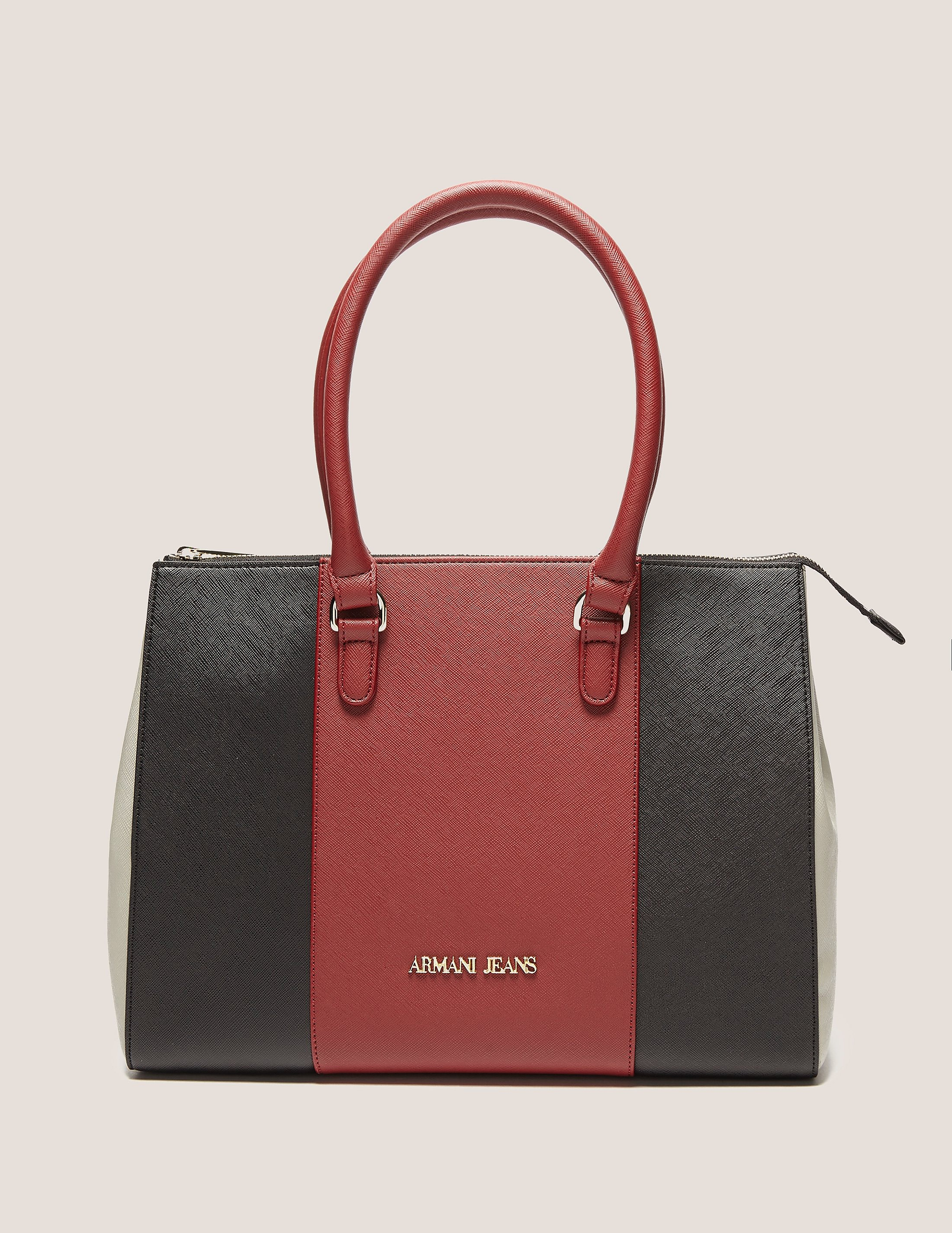 Armani Jeans Colour Block Handbag