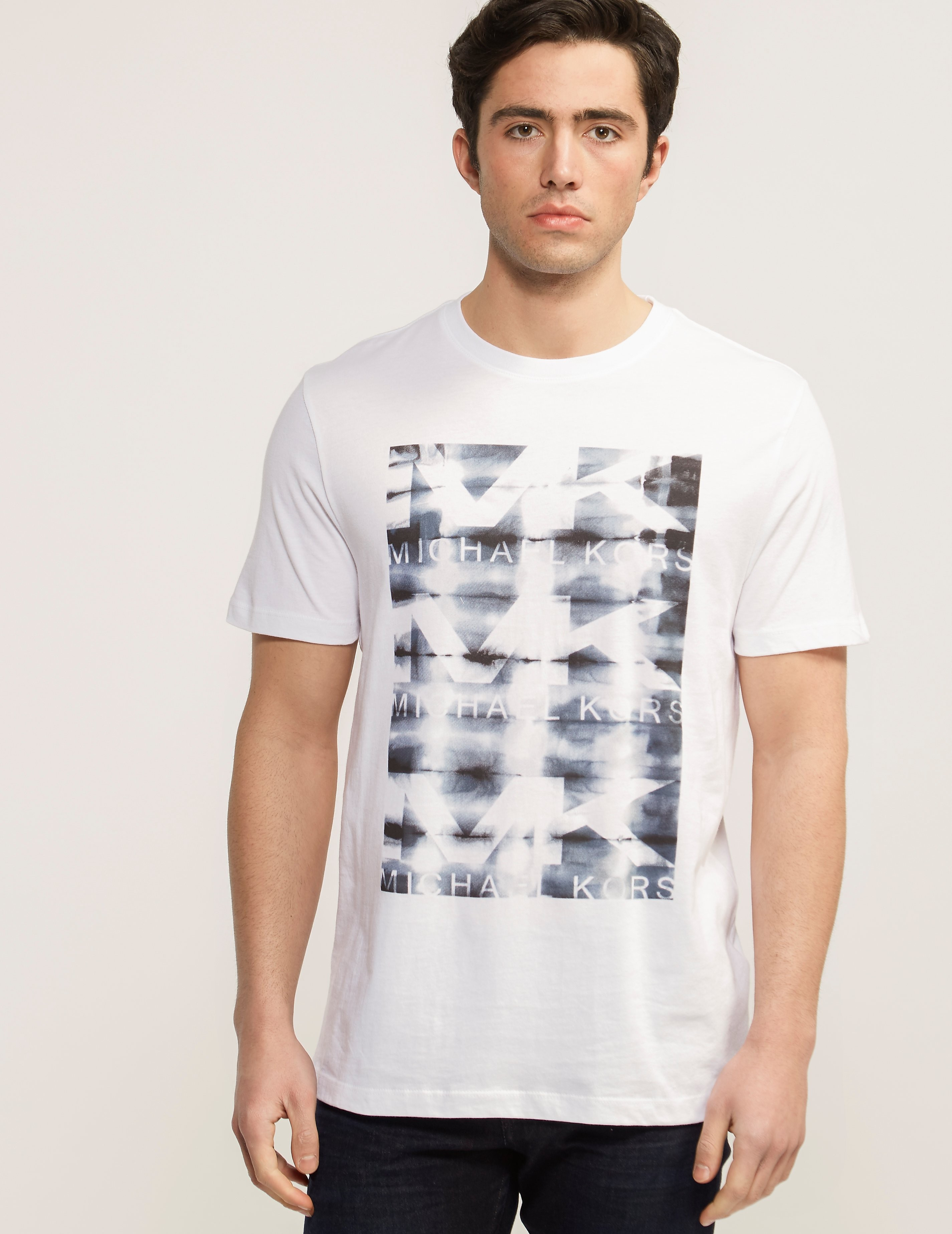 Michael Kors Ink Graphic T-shirt