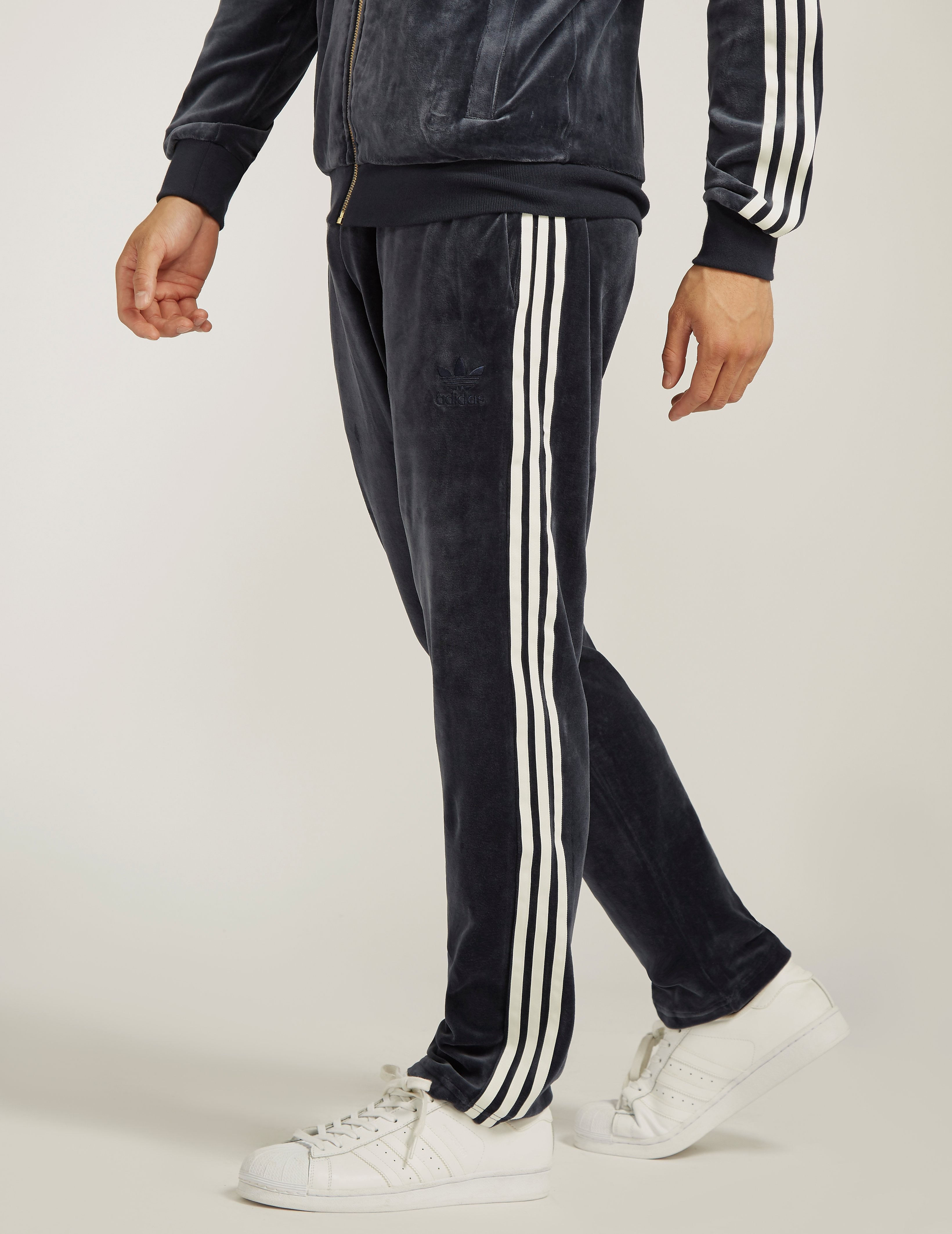 adidas Originals Velour Slim Track Pants