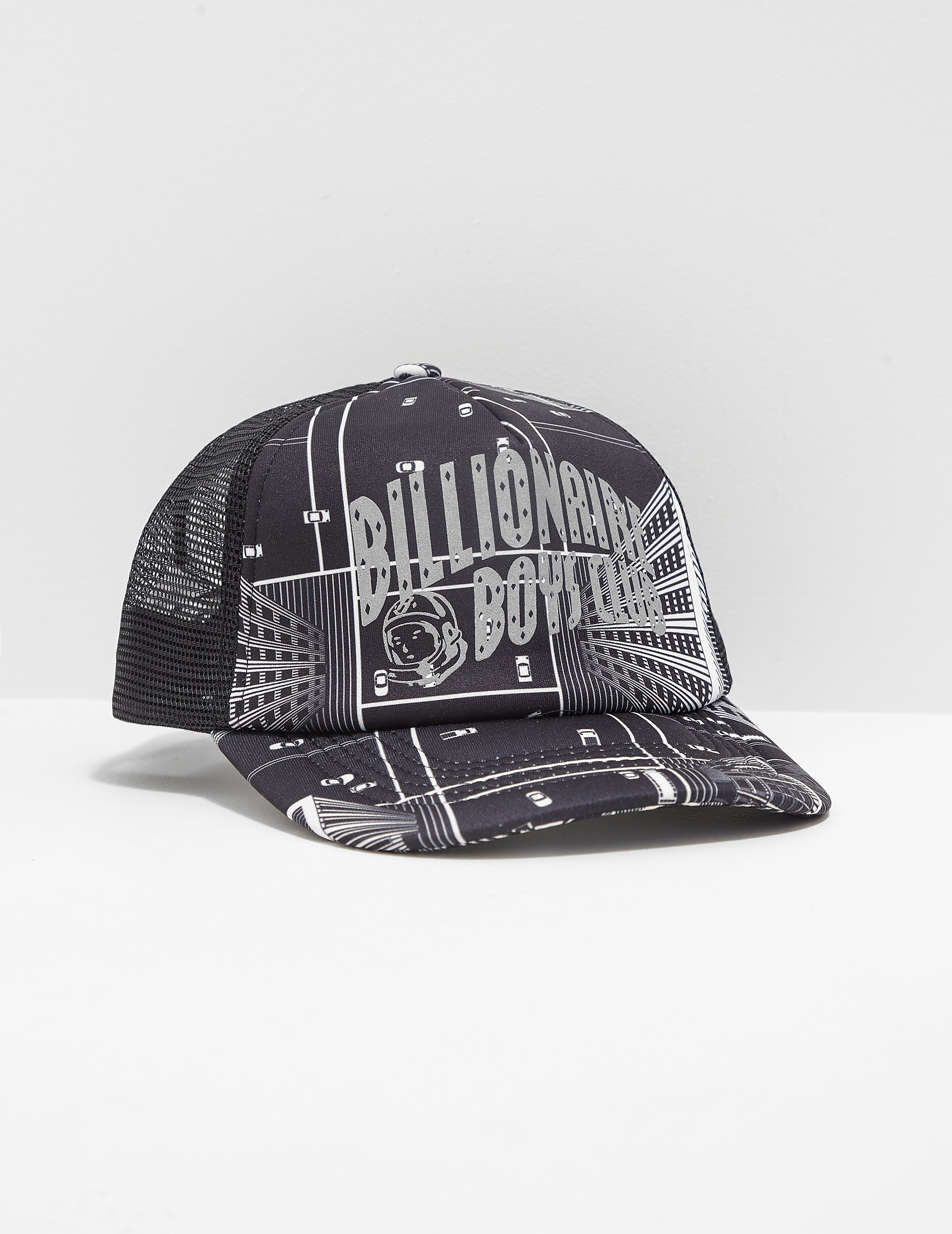 Billionaire Boys Club Sky Scraper Trucker Cap