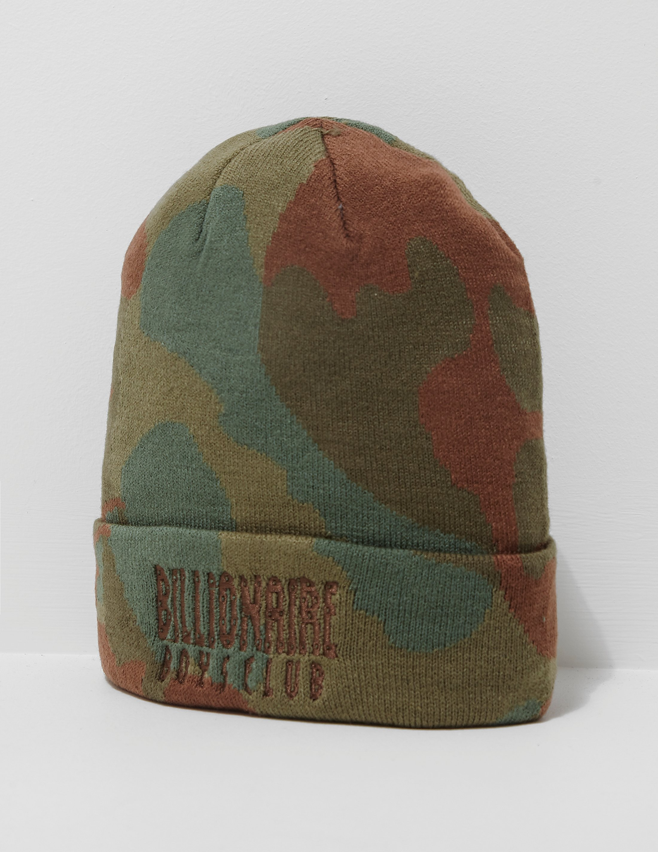 Billionaire Boys Club Space Camouflage Beanie