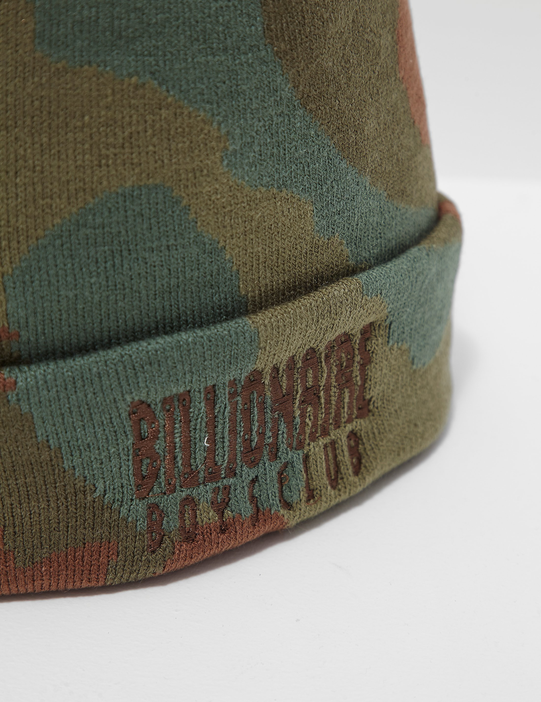 Billionaire Boys Club Space Camouflage Beanie