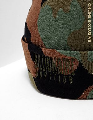 ec604887969 Billionaire Boys Club Space Camouflage Beanie Billionaire Boys Club Space  Camouflage Beanie