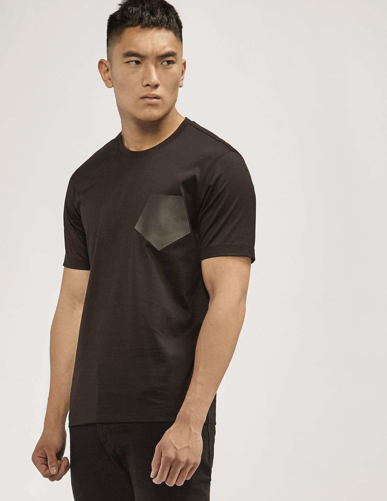 Z Zegna Chest Patch T-Shirt
