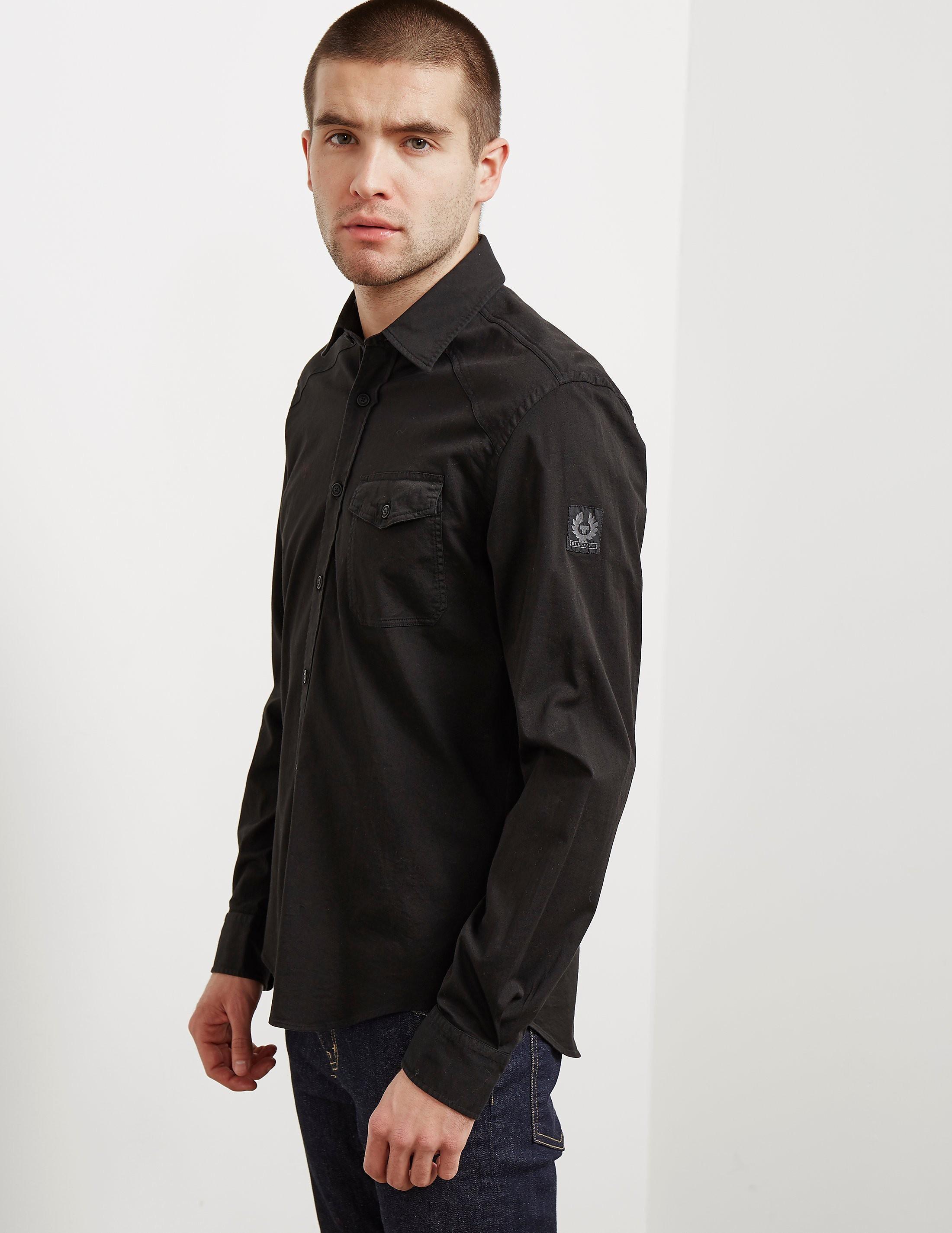 Belstaff Steadway Long Sleeve Shirt