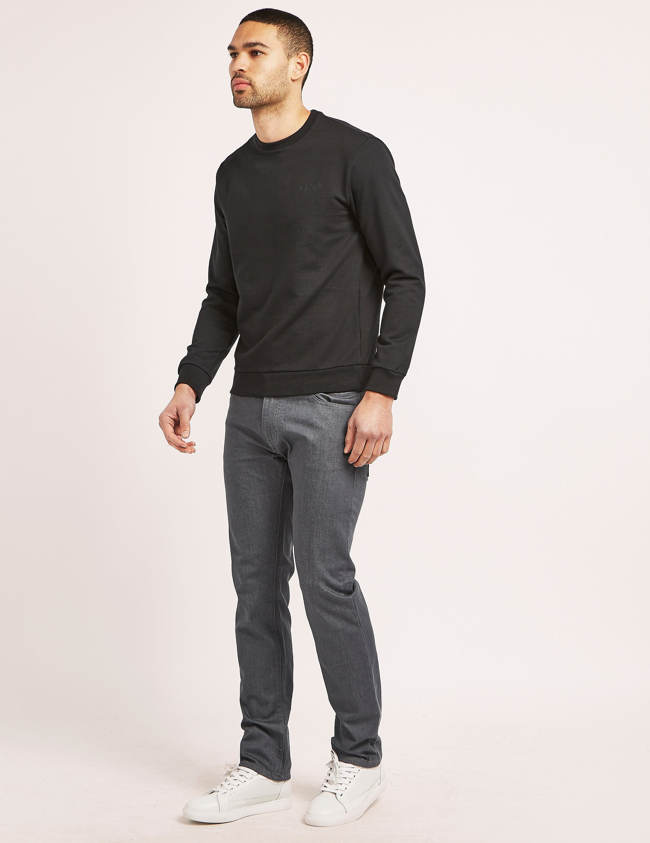 Armani Jeans J45 Regular Tapered Jean