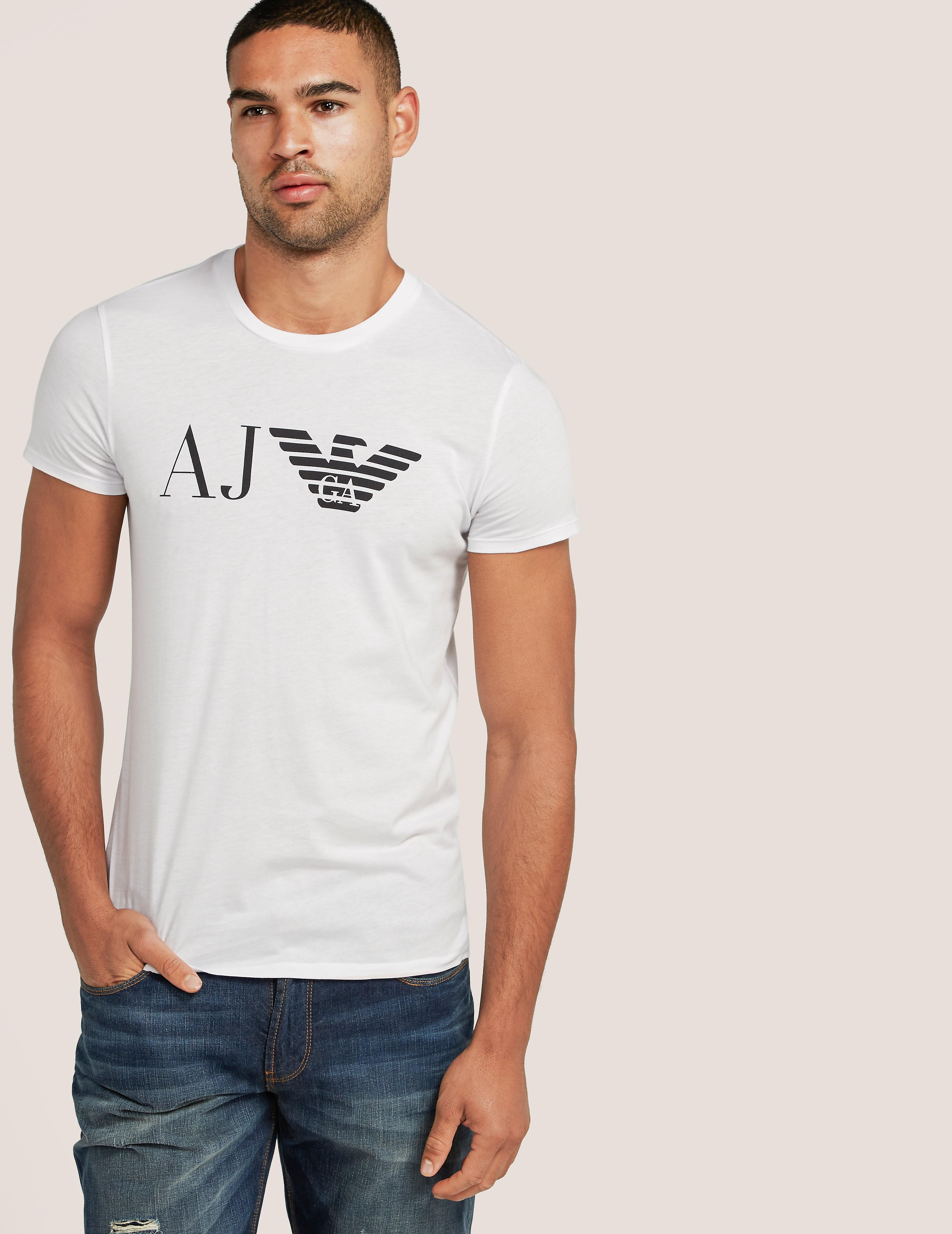 Armani Jeans Slim Fit Eagle T-Shirt