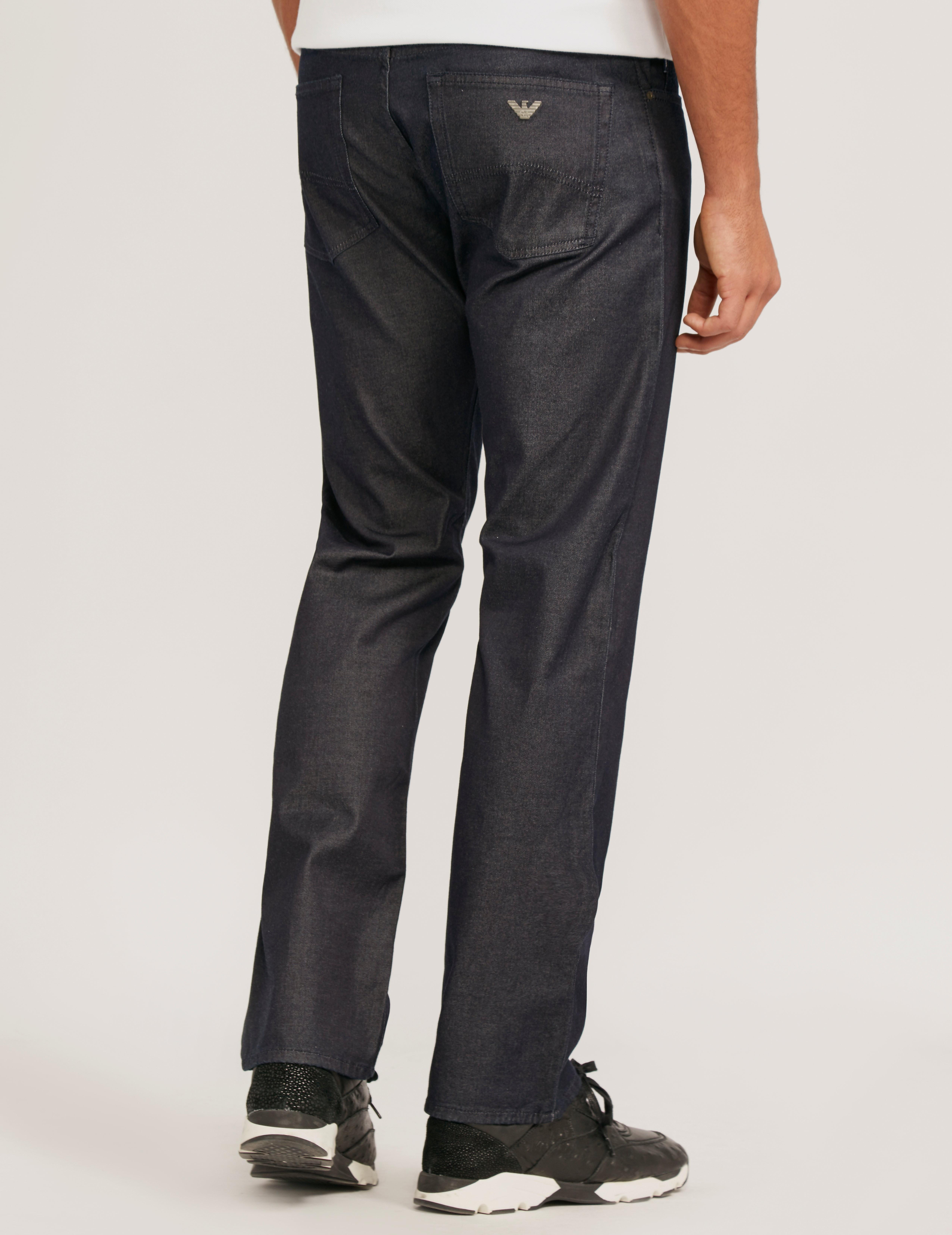 Armani Jeans J21 Ton Comfort Fit Jean