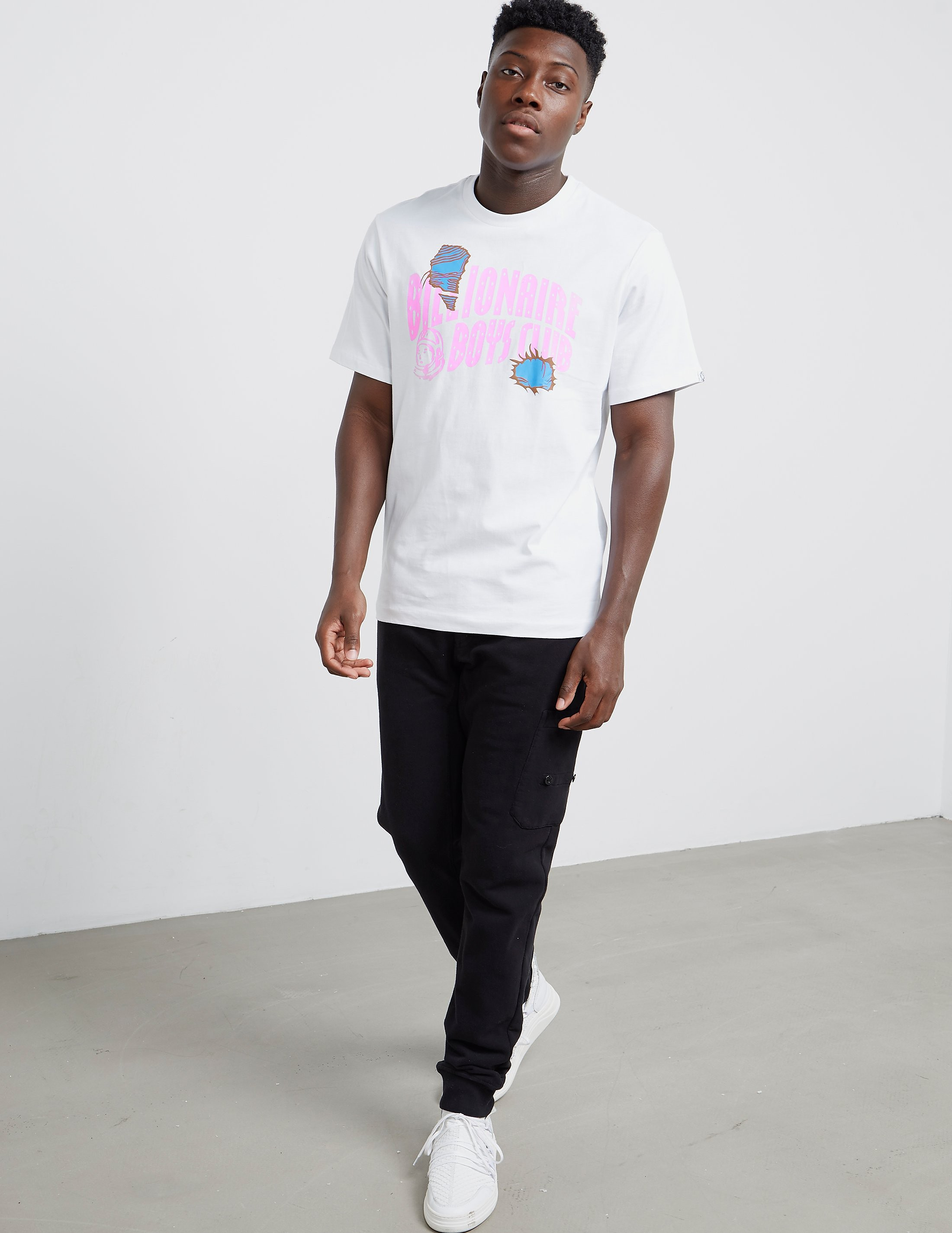 Billionaire Boys Club Damage Arc Short Sleeve T-Shirt