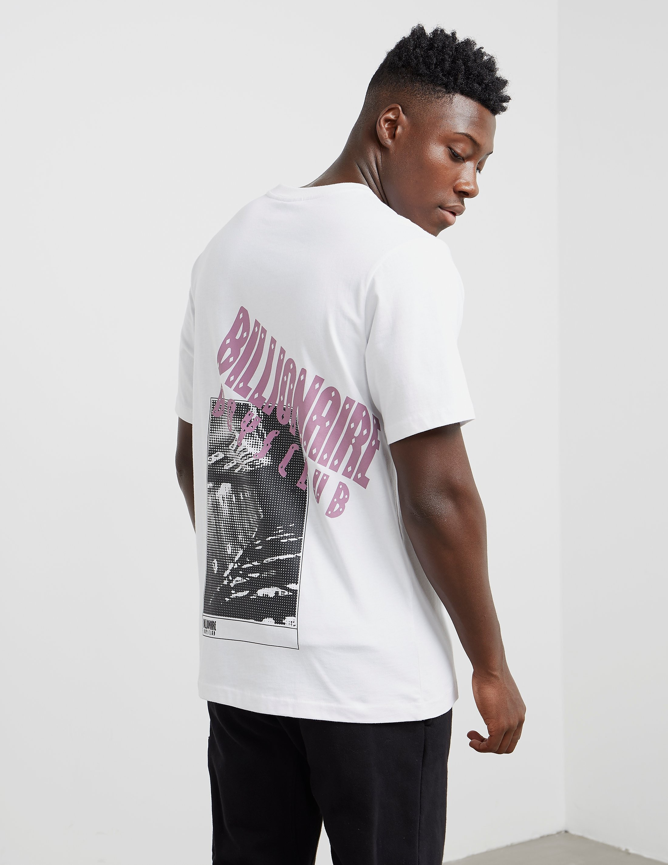 Billionaire Boys Club Rooftop Short Sleeve T-Shirt