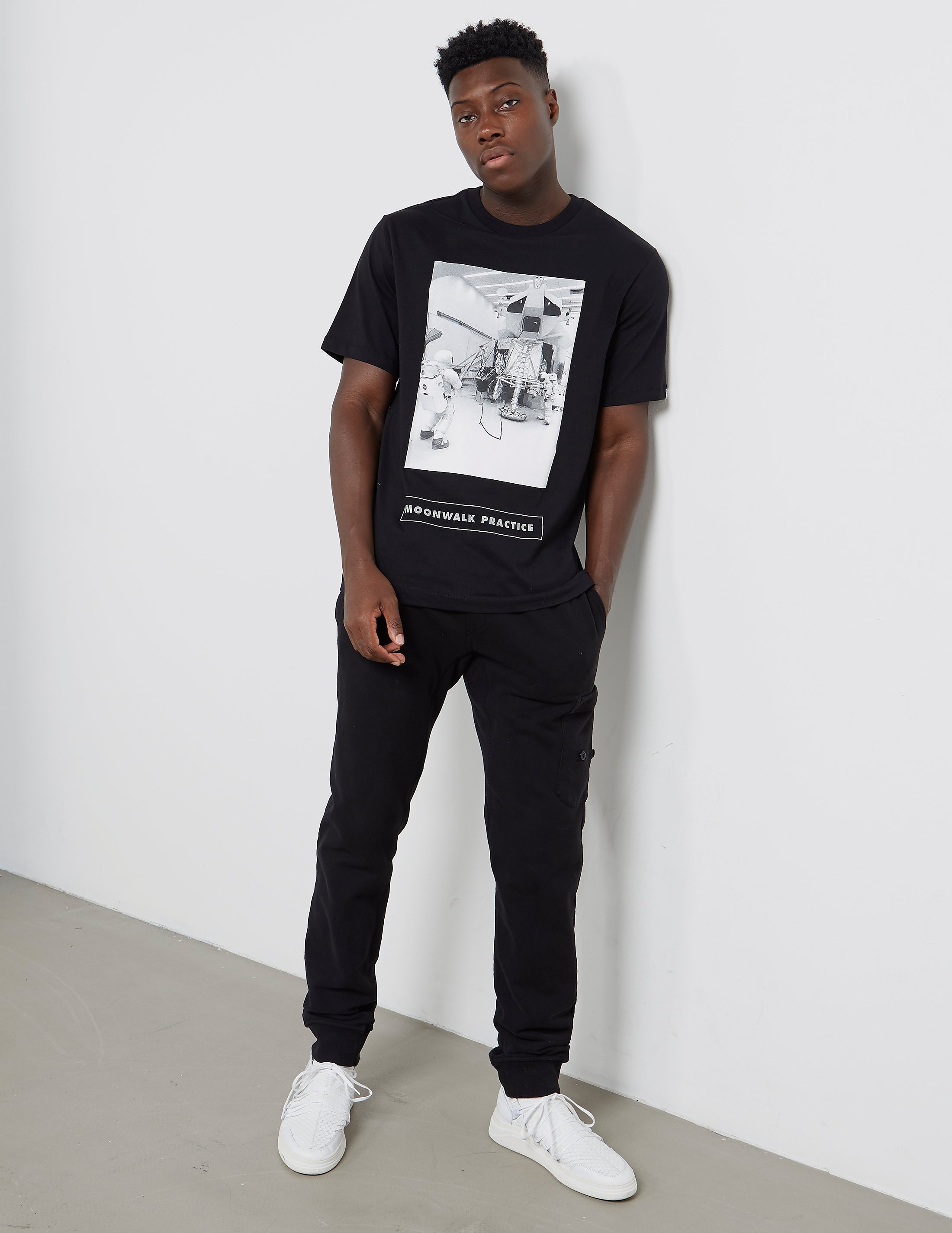 Billionaire Boys Club Moonwalk Short Sleeve T-Shirt