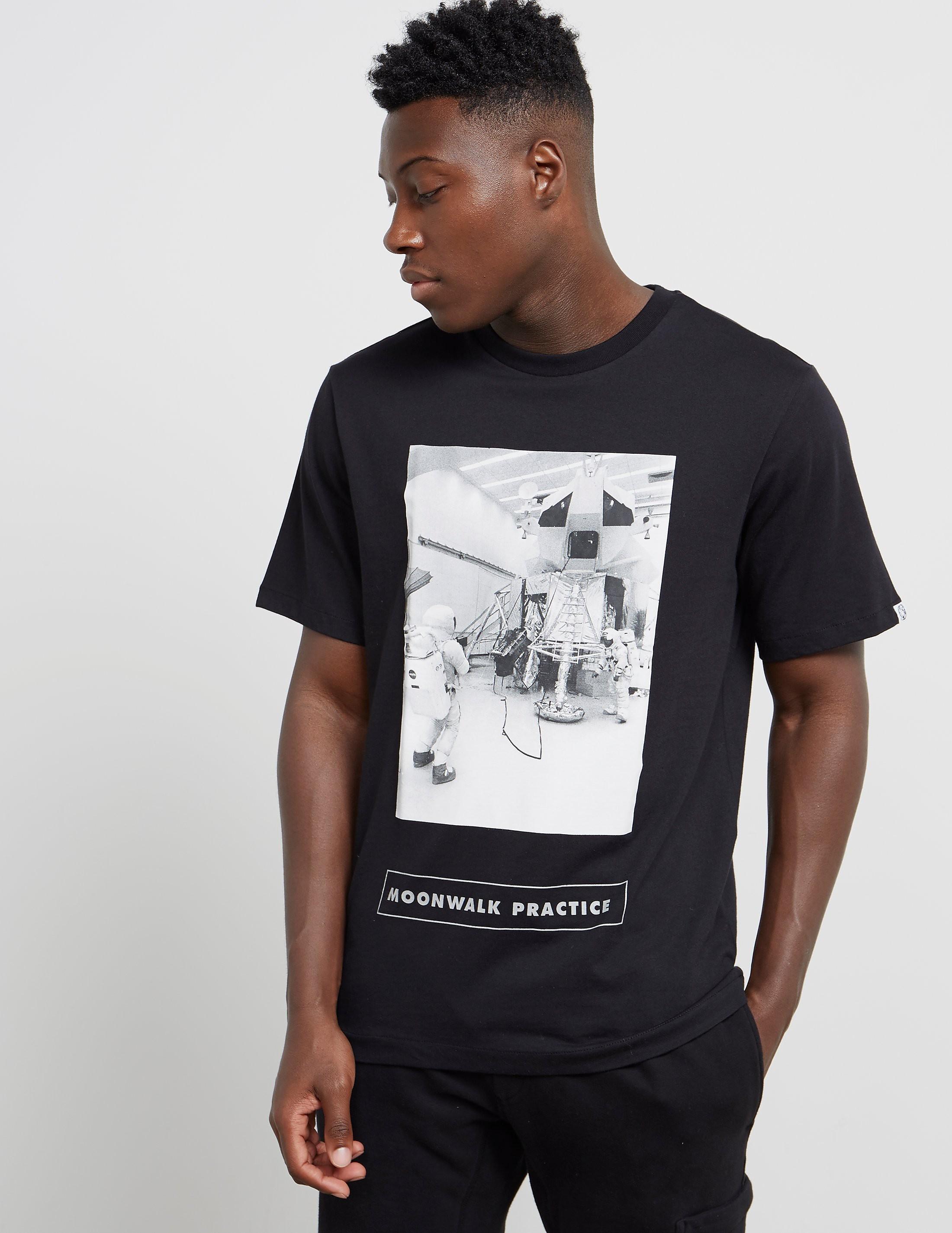 Billionaire Boys Club Moonwalk Short Sleeve T-Shirt