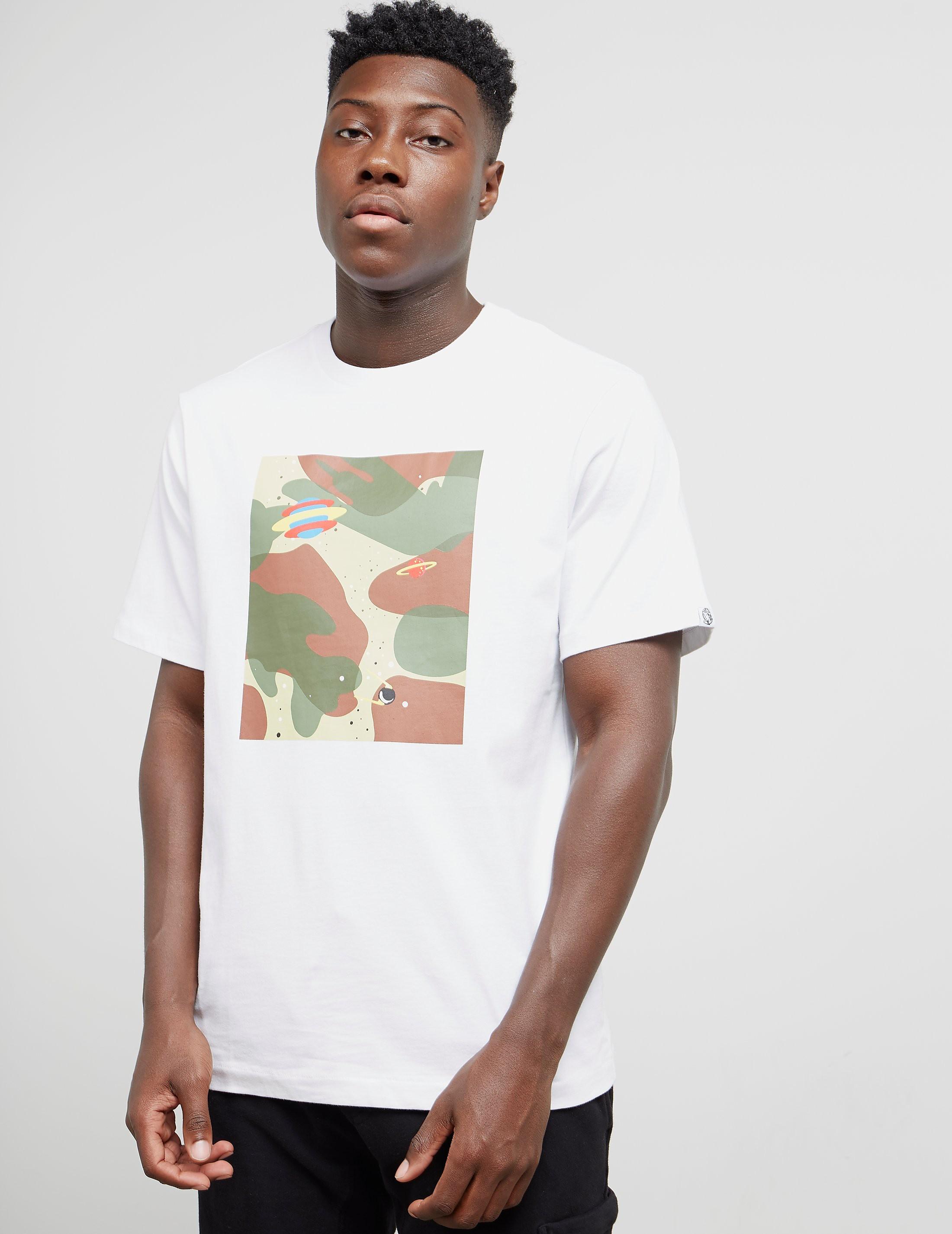 Billionaire Boys Club Space Camo Short Sleeve T-Shirt