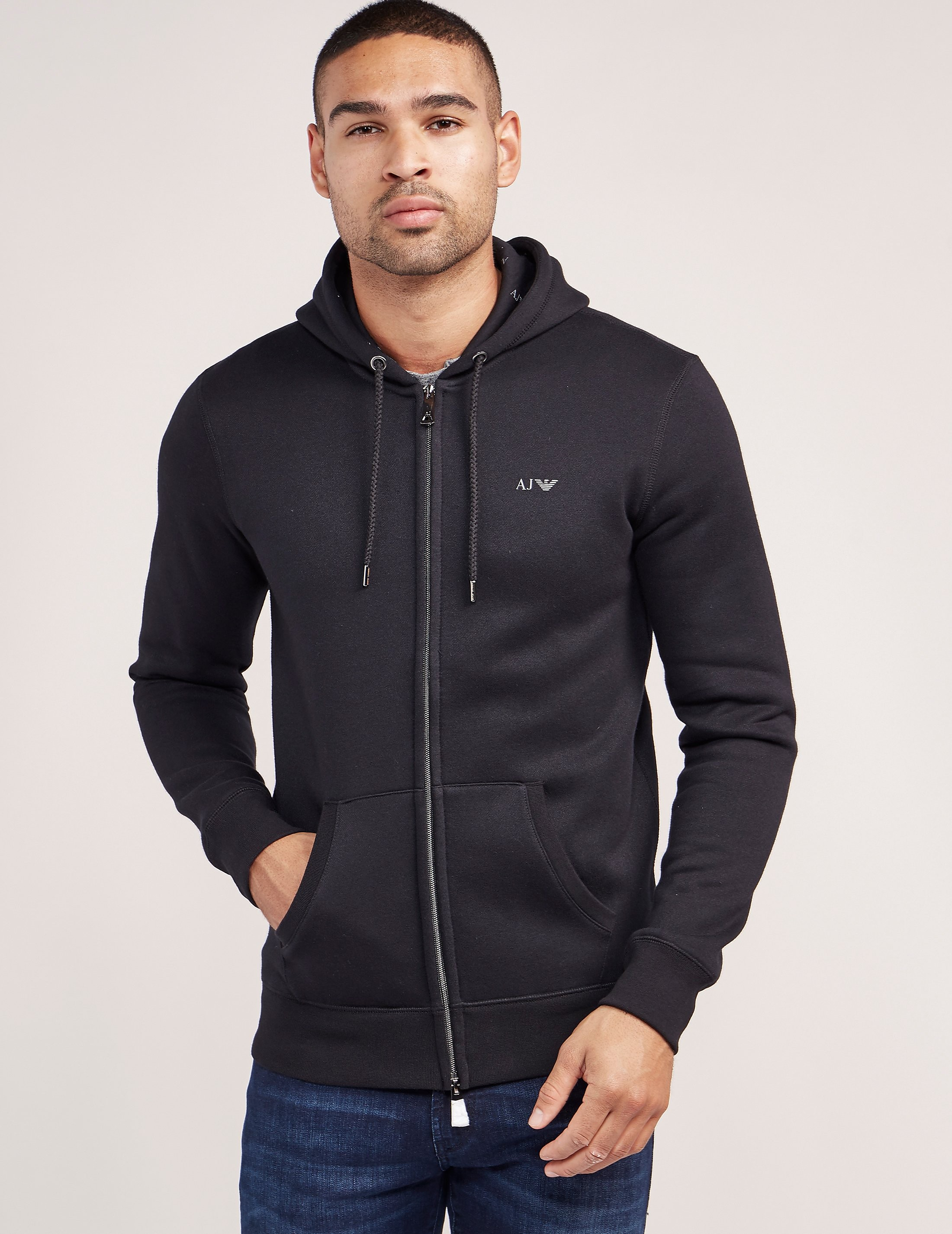 Armani Jeans RF Zip Up Track Top