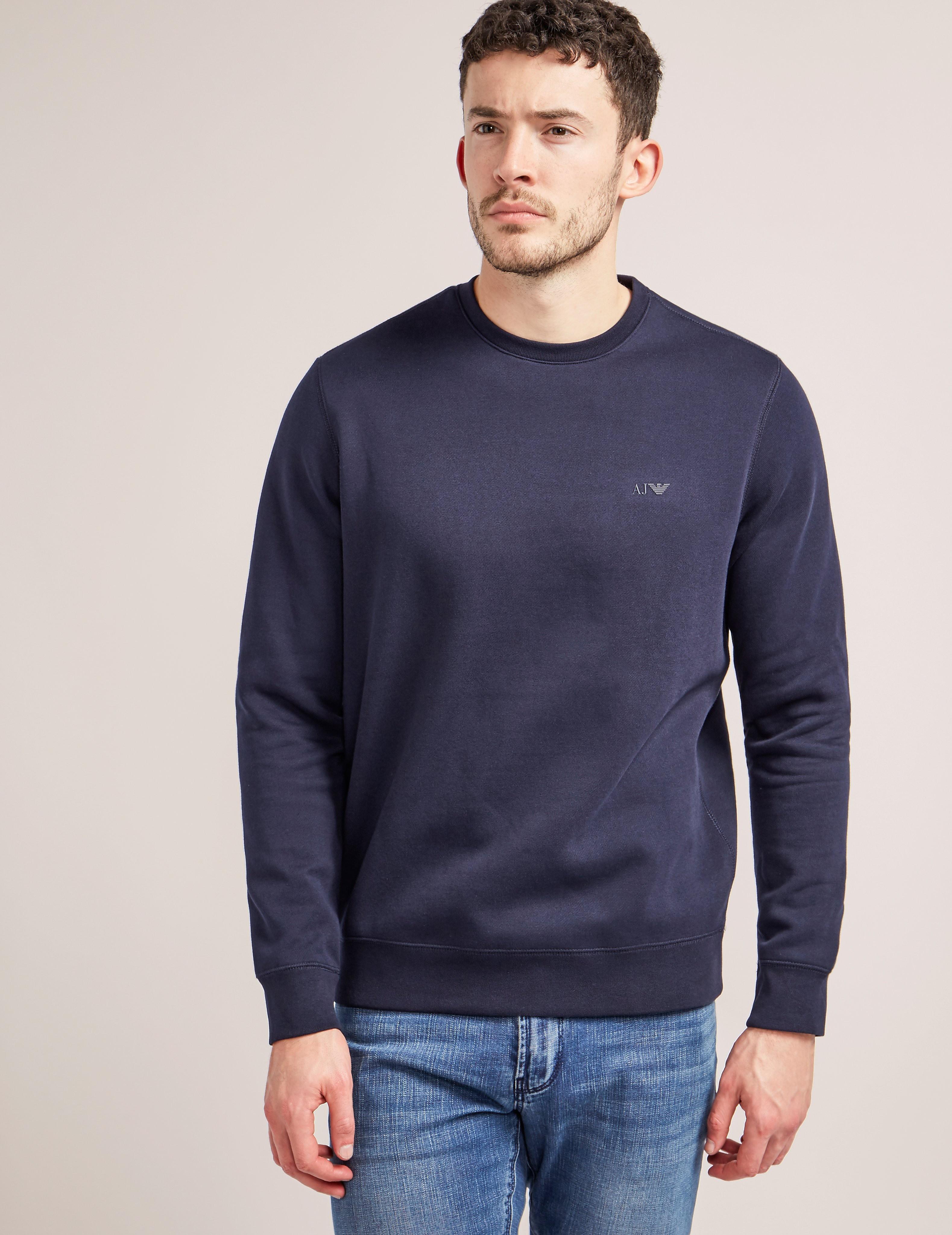 Armani Jeans Crew Neck Sweatshirt