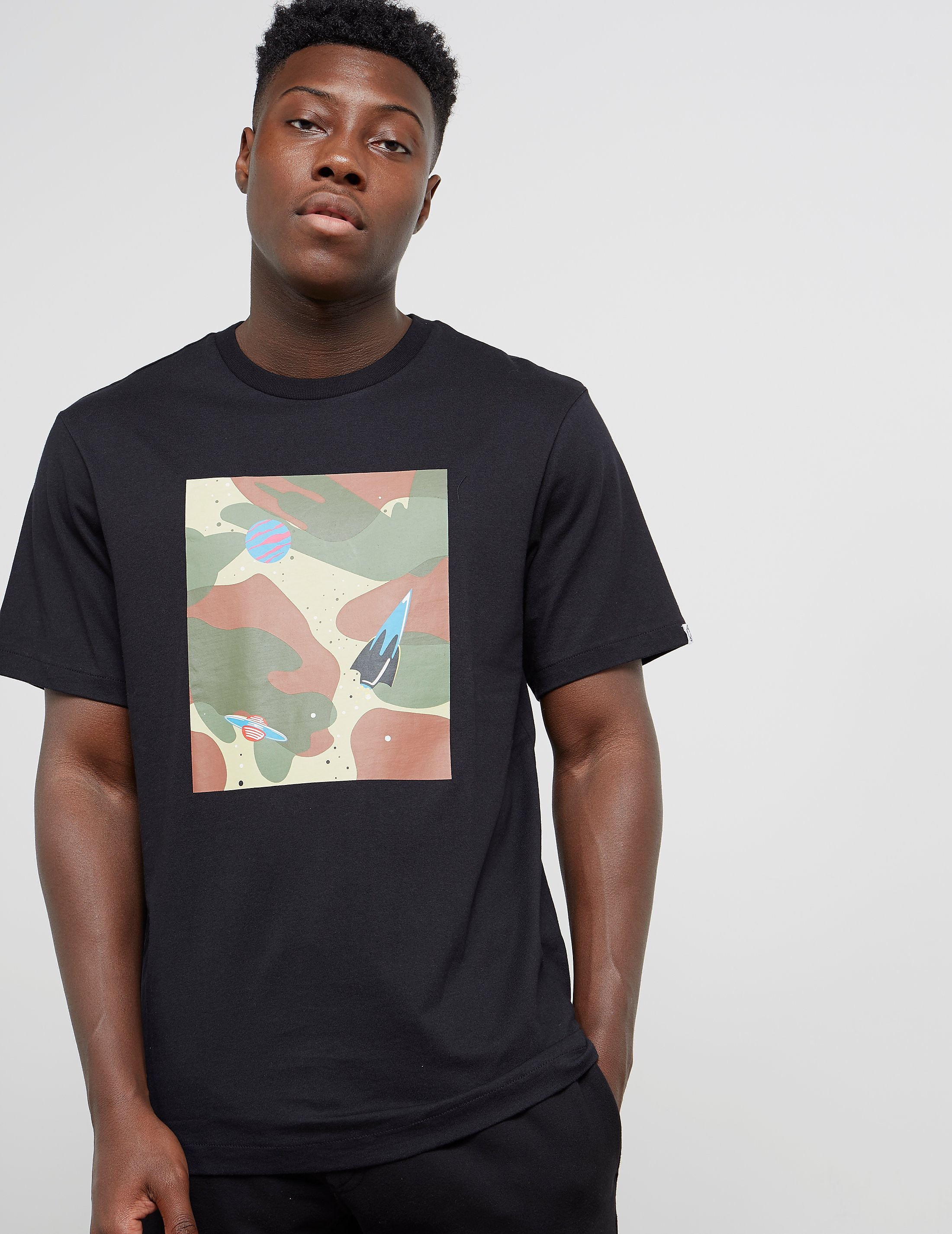 Billionaire Boys Club Space Camo Short Sleeve T-Shirt