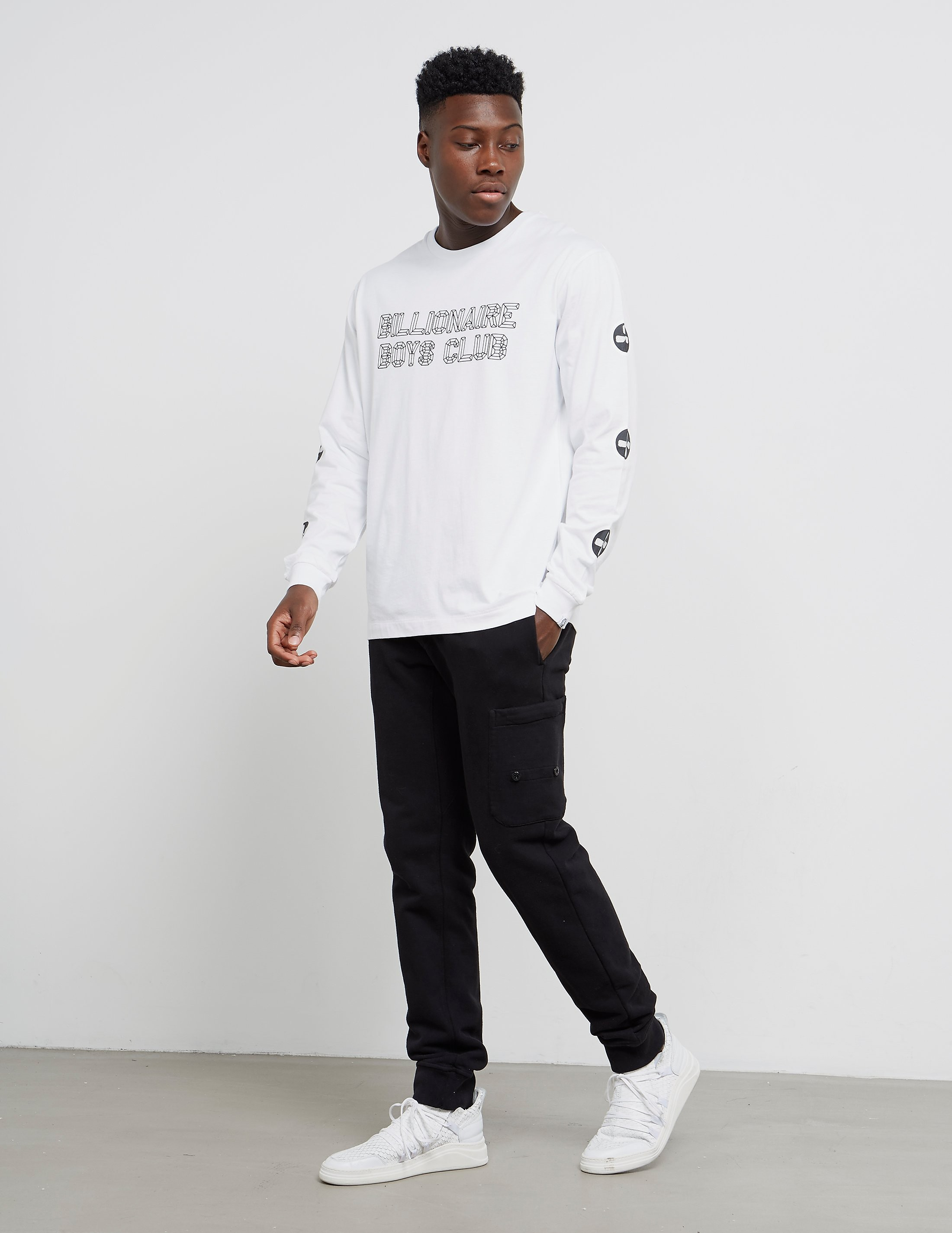 Billionaire Boys Club Rooftop Long Sleeve T-Shirt