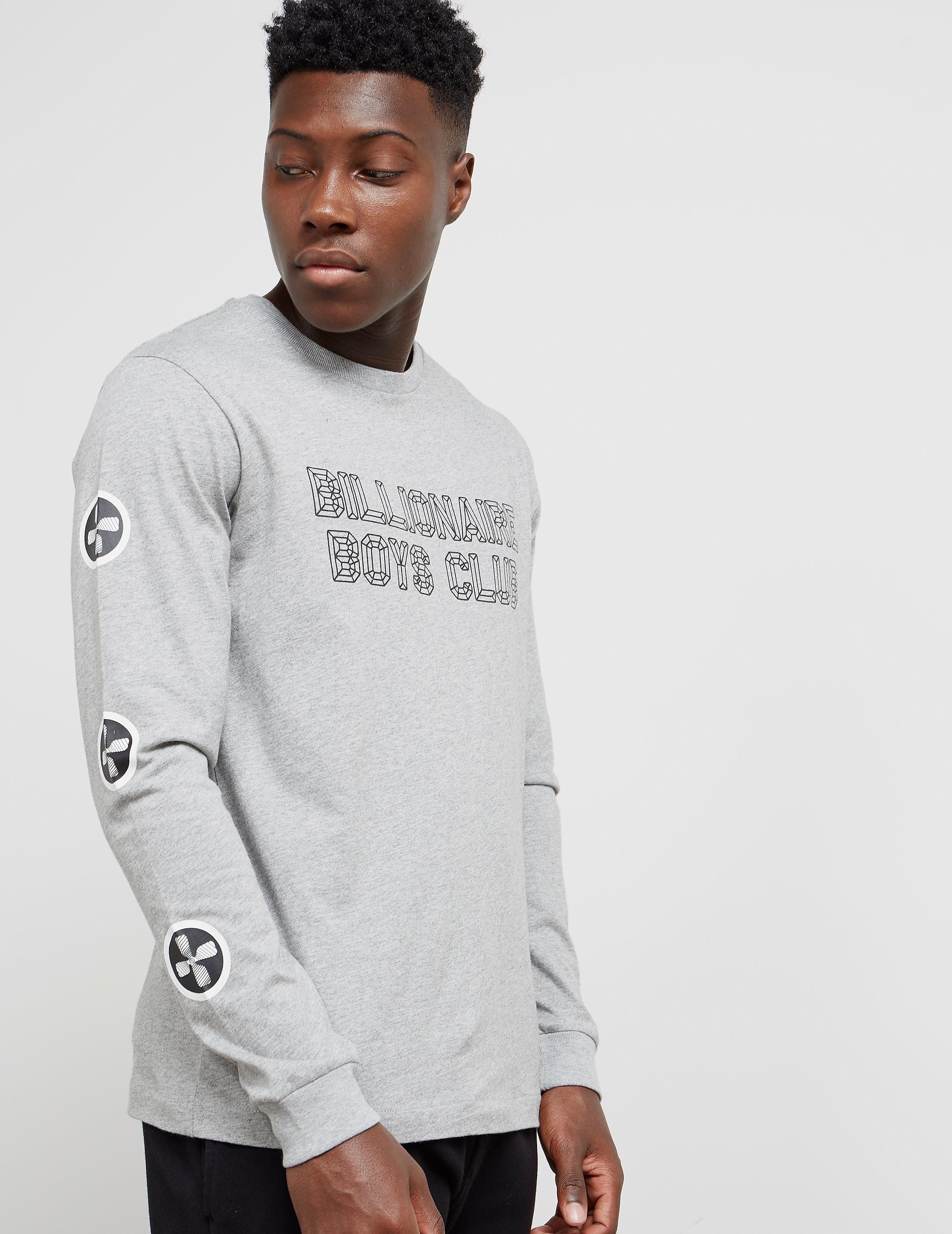 Billionaire Boys Club Rooftop Long Sleeve T-Shirt