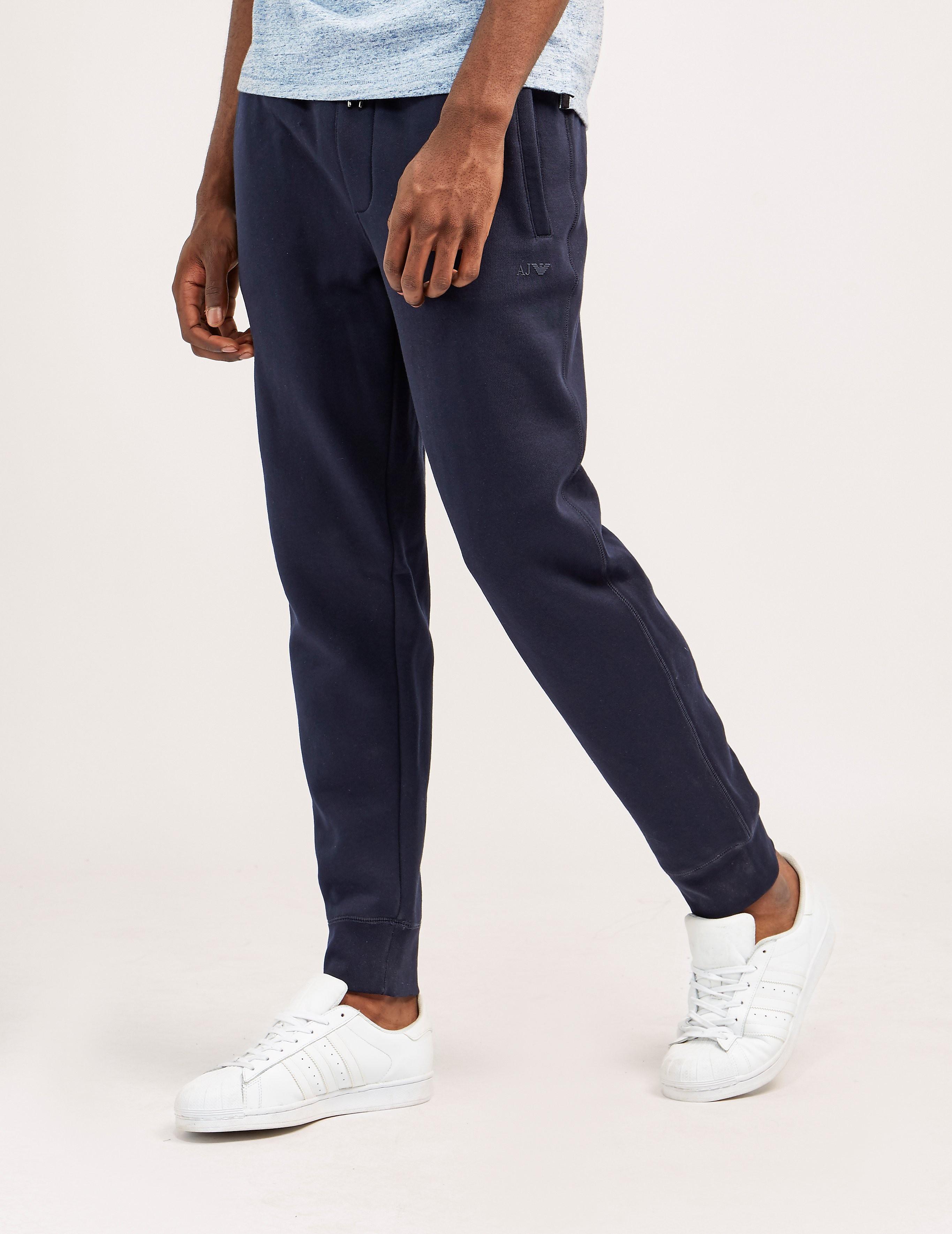Armani Jeans Cuff Track Pant