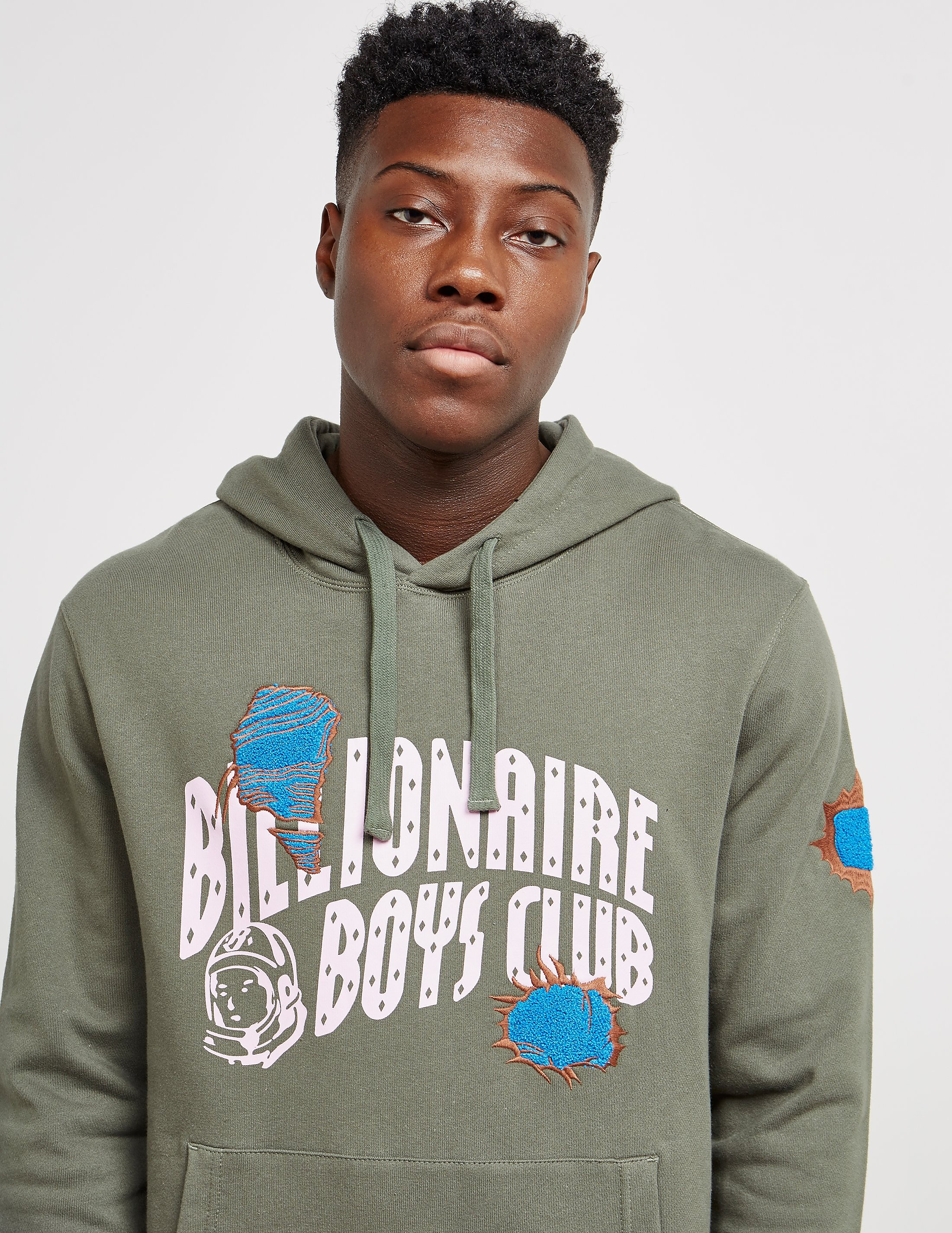 Billionaire Boys Club Damage Arc Overhead Hoodie