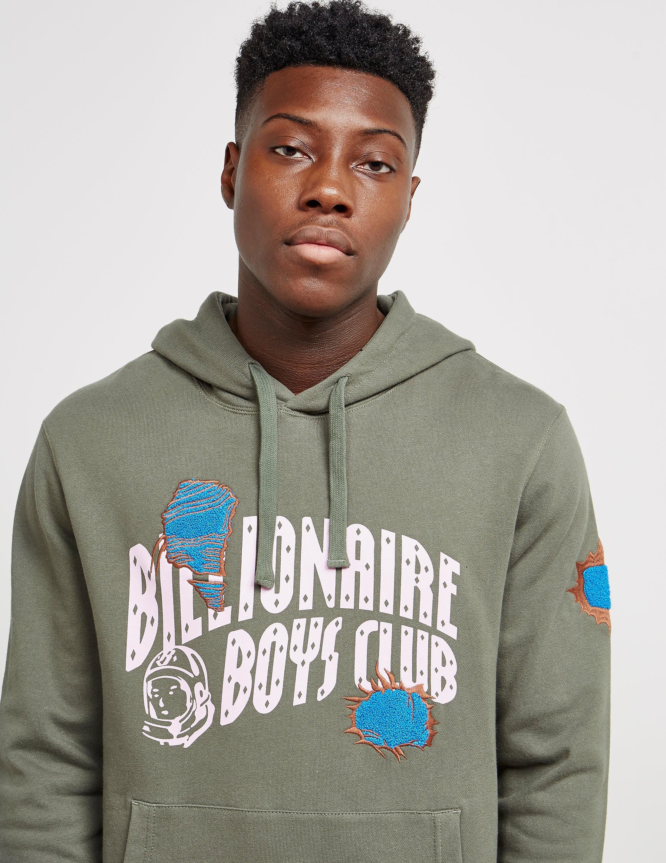 Billionaire Boys Club Damage Arc Overhead Hoody