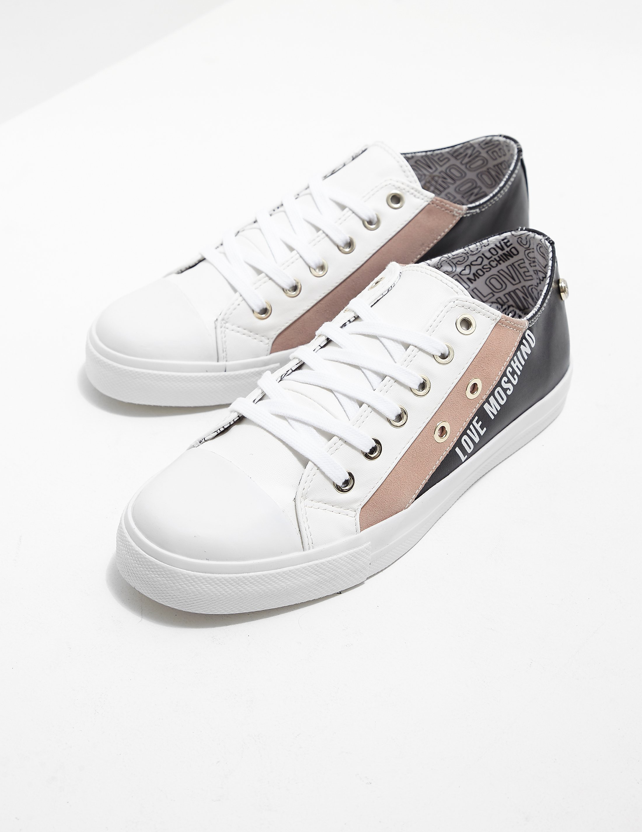 Love Moschino Low Top Trainers