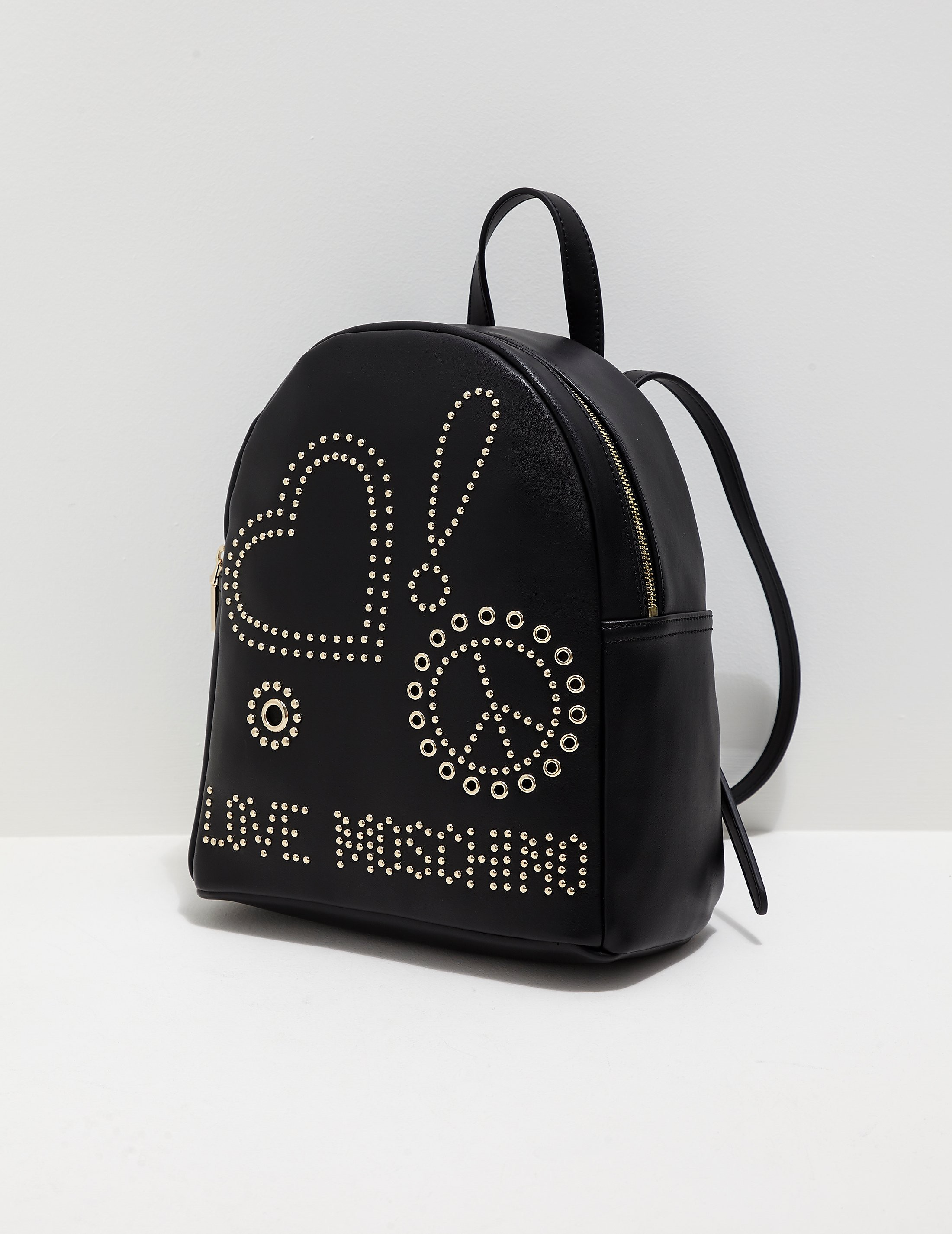 Love Moschino Stud Backpack