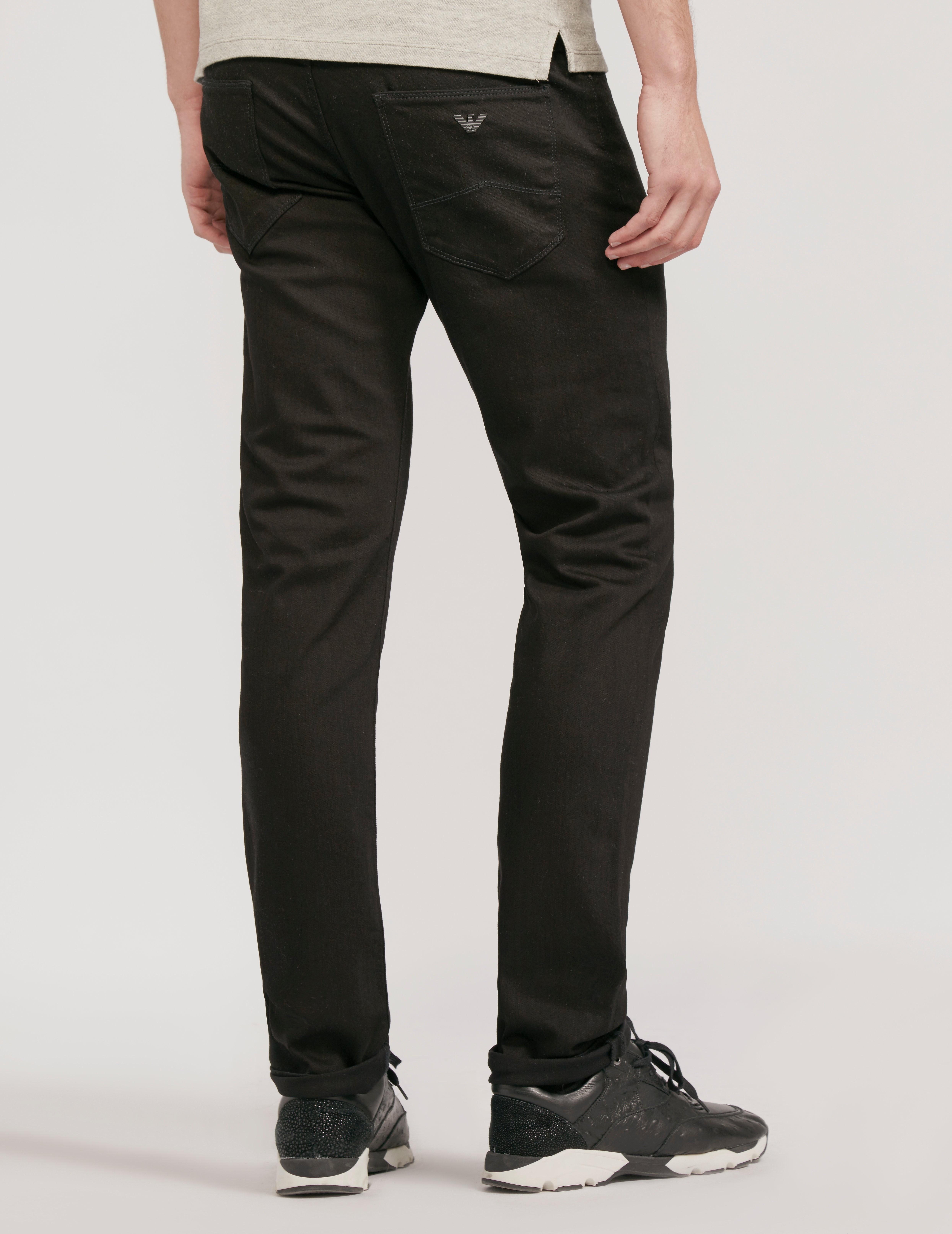 Armani Jeans J06 Slim Denim