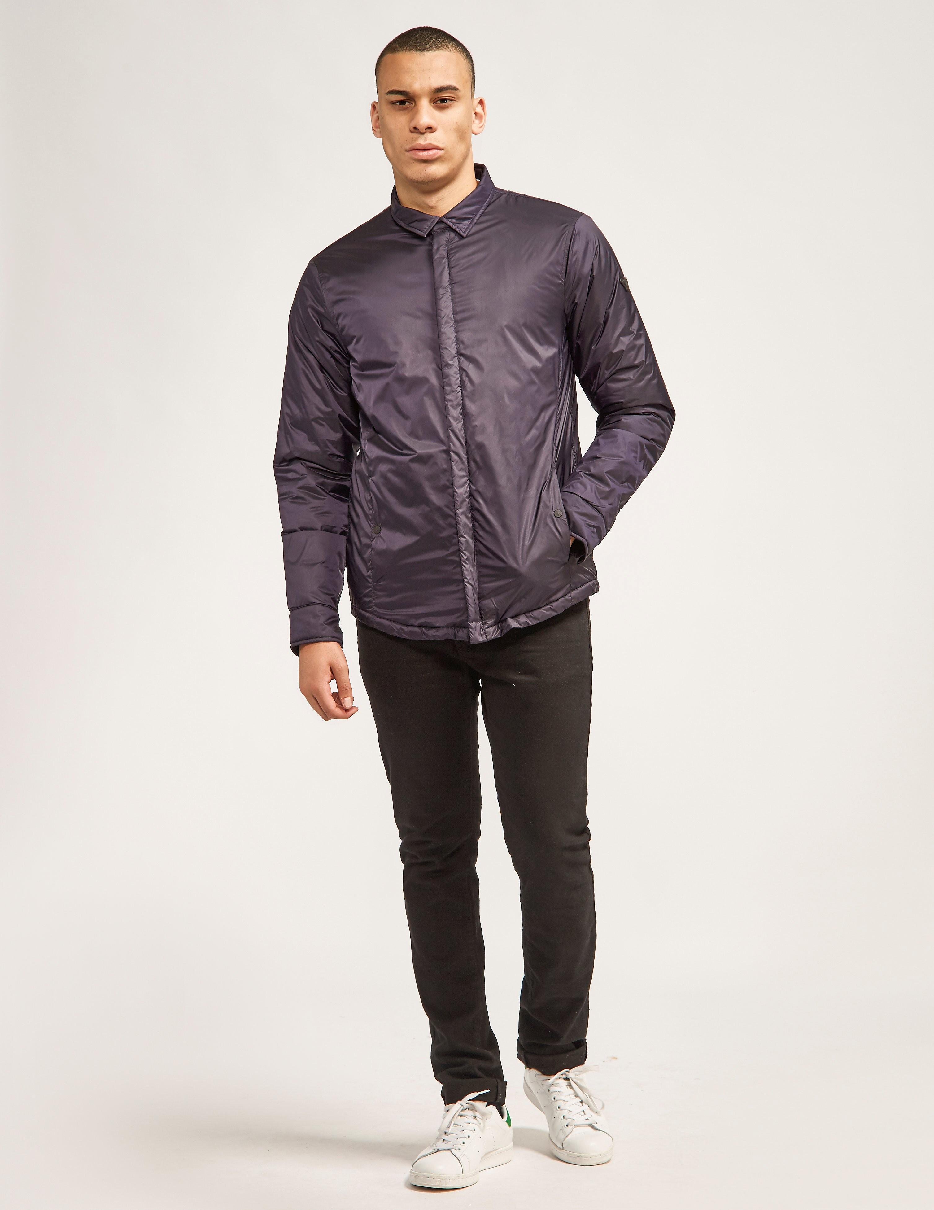 Armani Jeans Nylon Poly Overshirt
