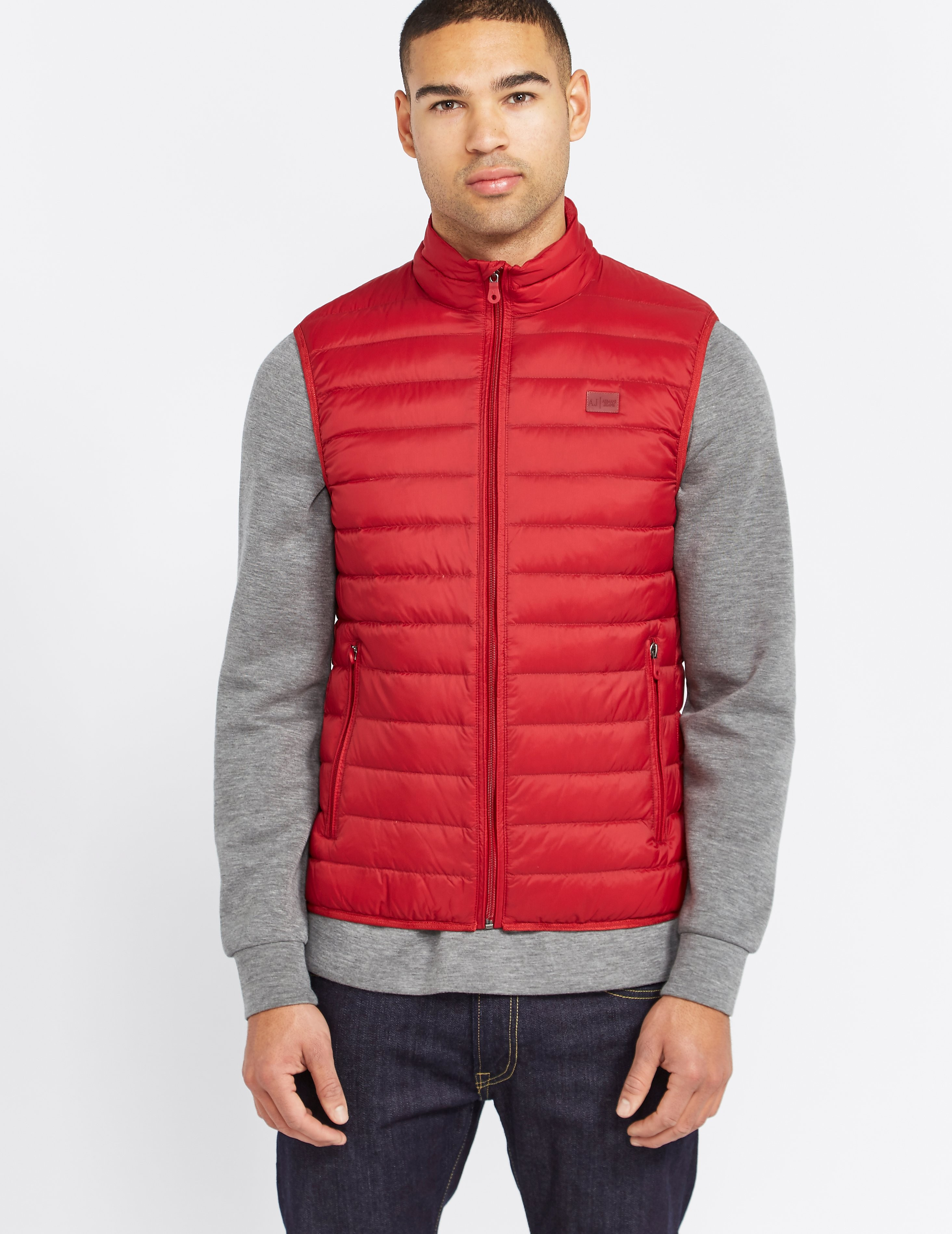 Armani Jeans Down Padded Gilet