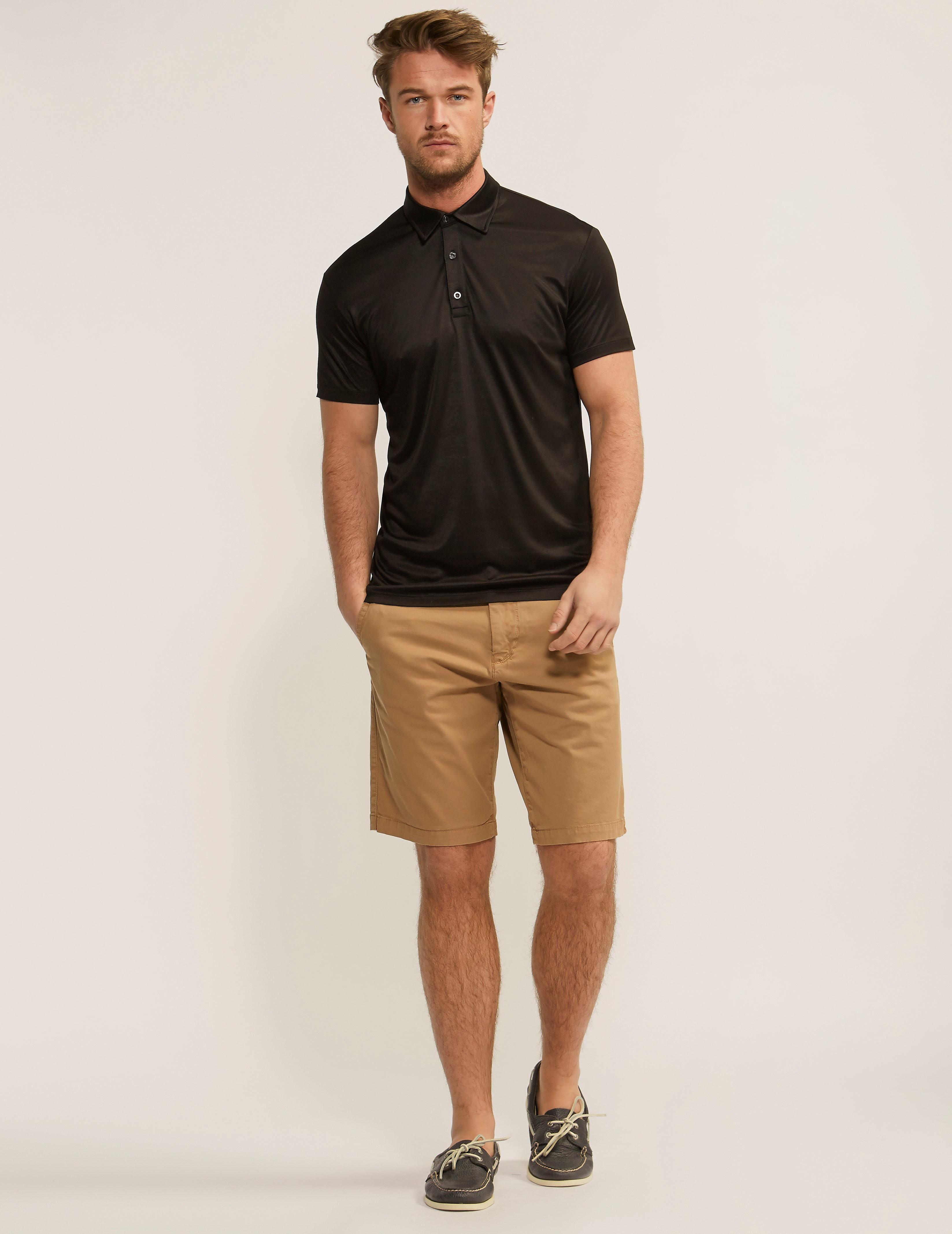 Armani Jeans Rear Eagle Bermuda Short