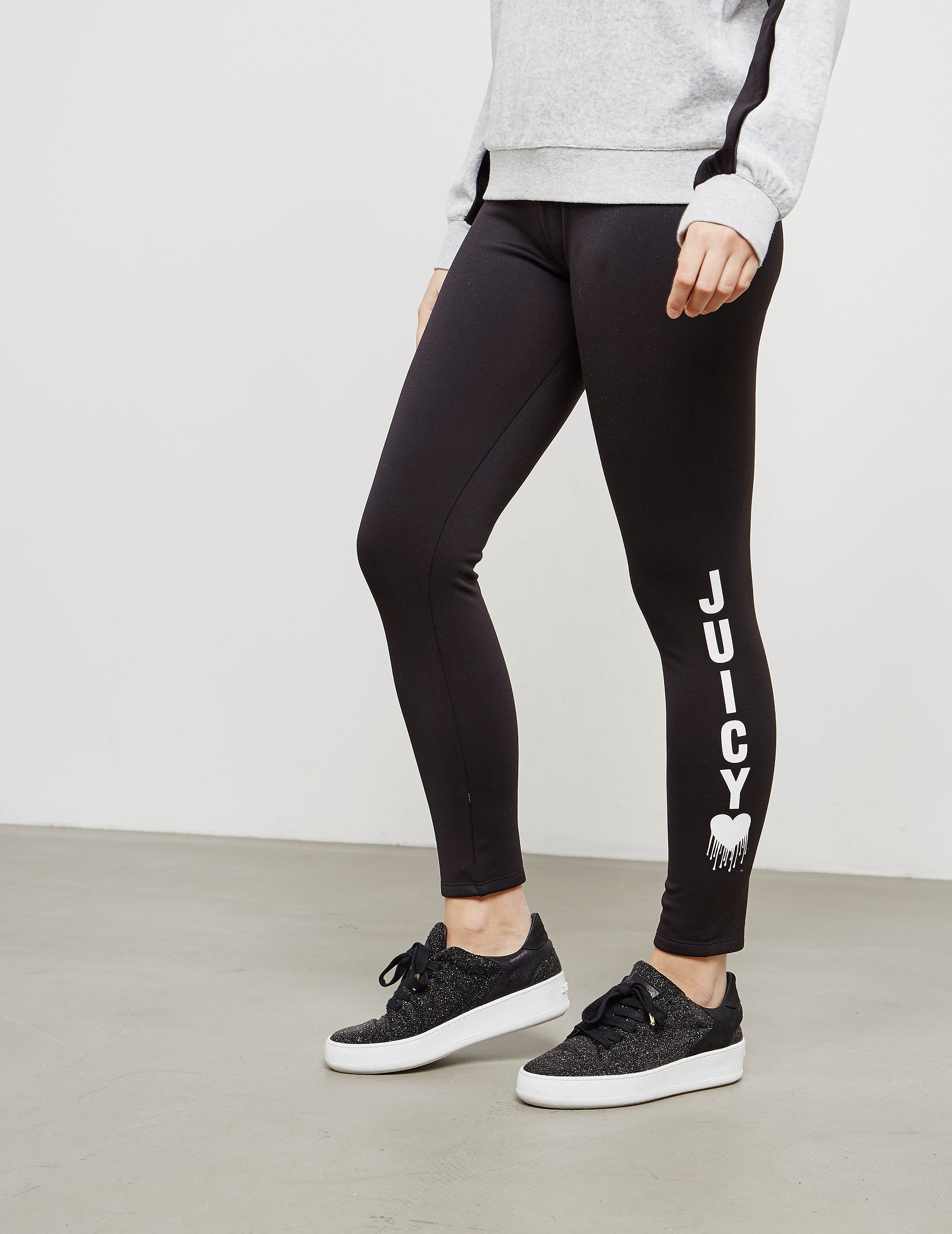 Juicy Couture Heart Leggings