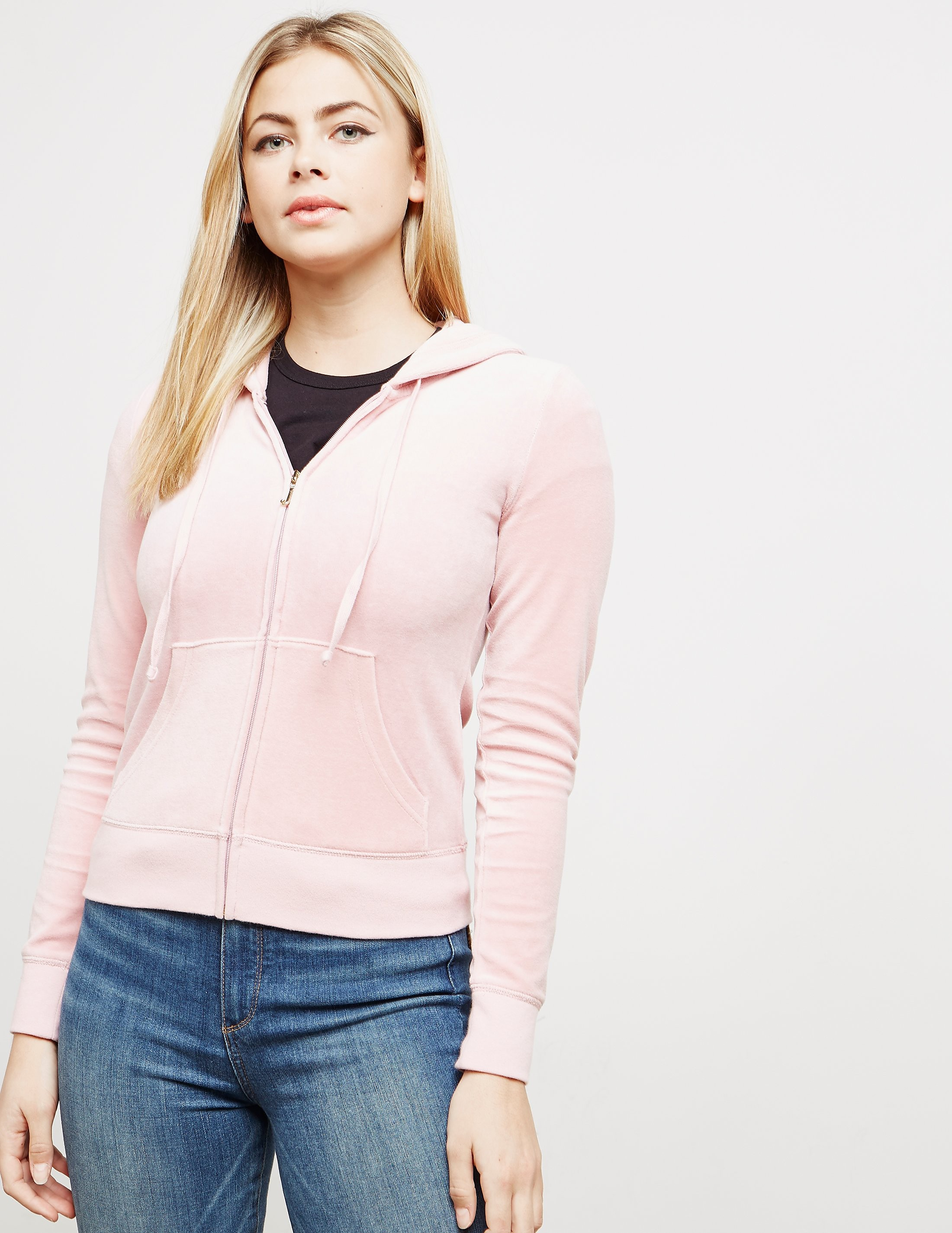 Juicy Couture Robert Full-Zip Hoodie