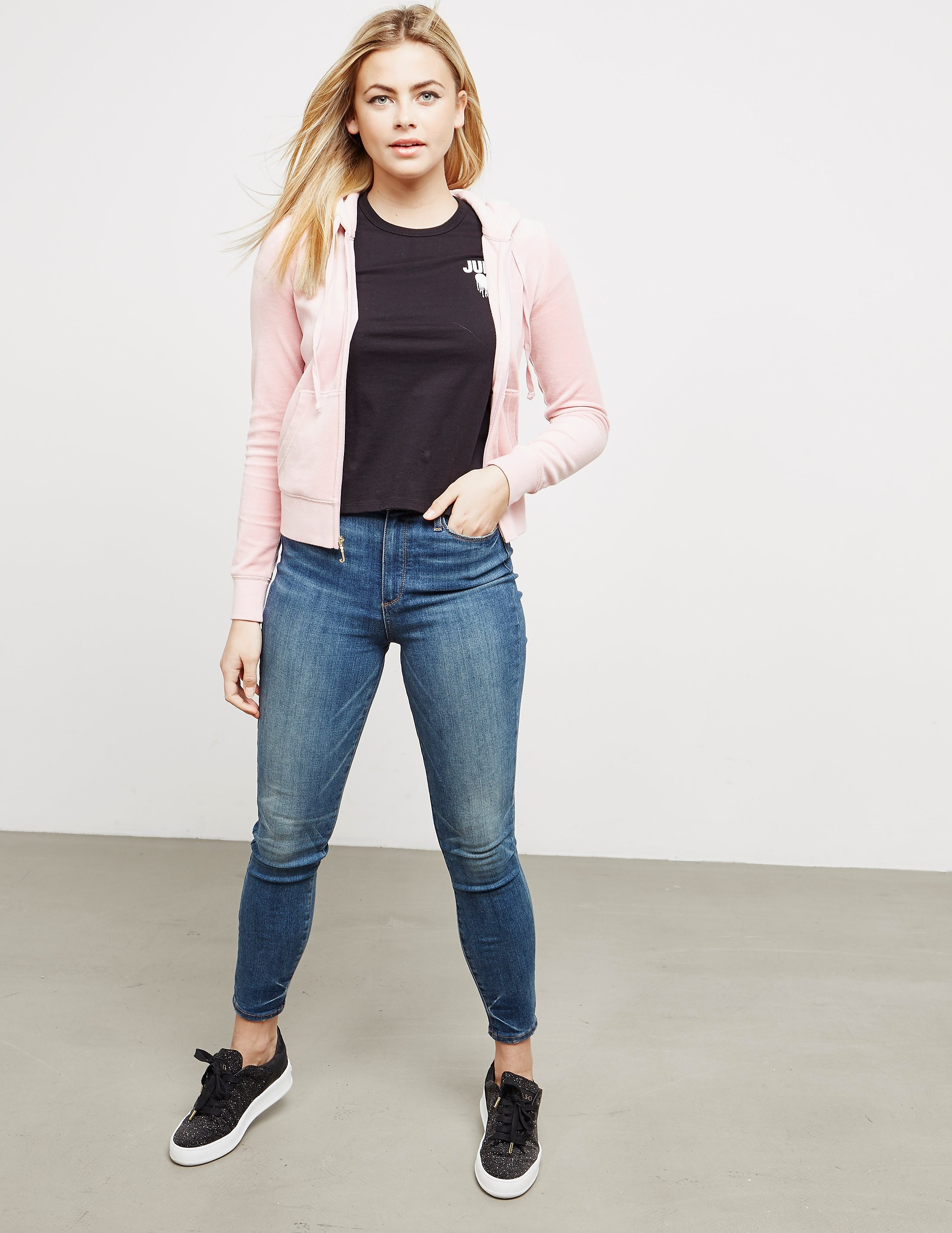 Juicy Couture Robert Full-Zip Hoody