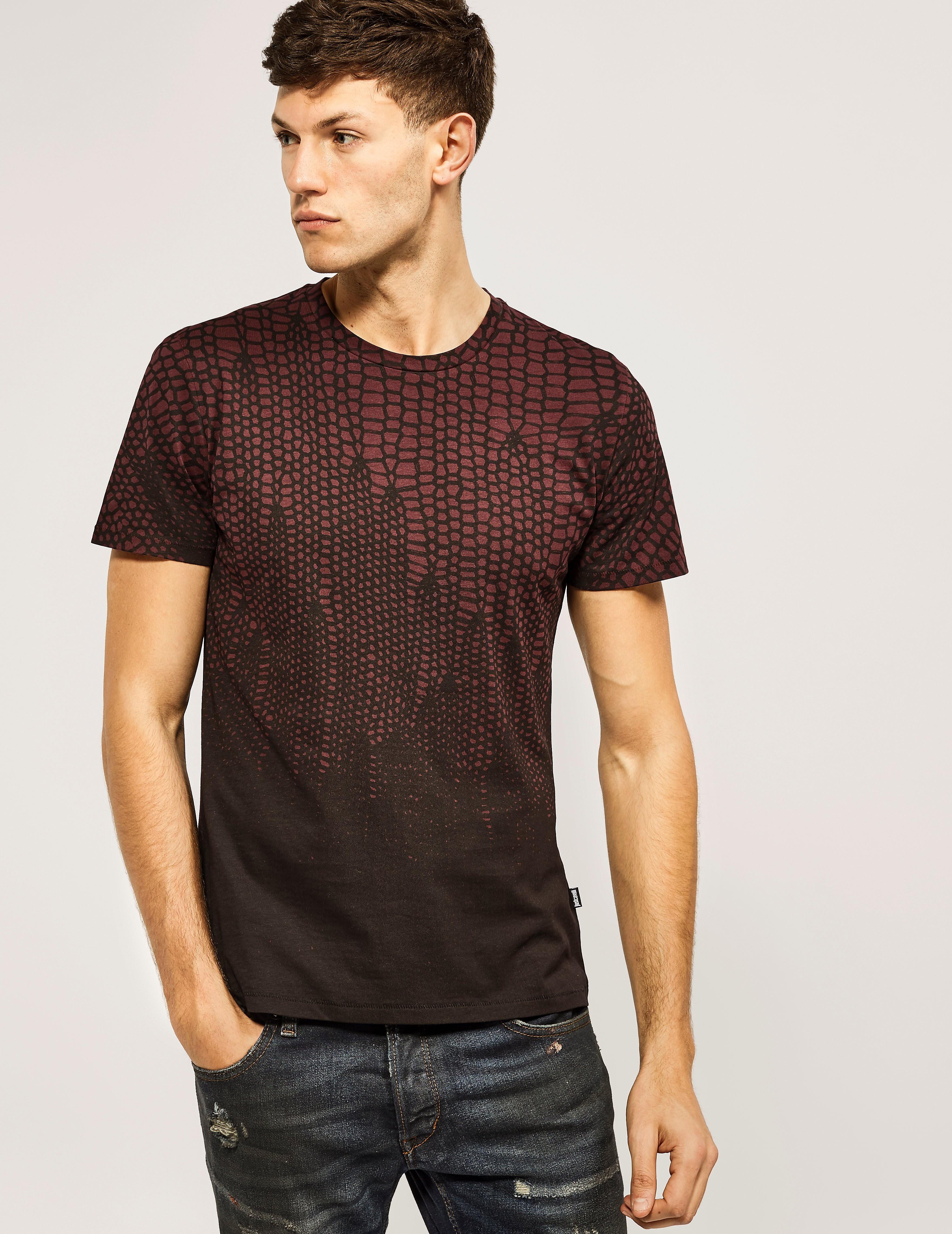 Just Cavalli Honeycomb T-Shirt