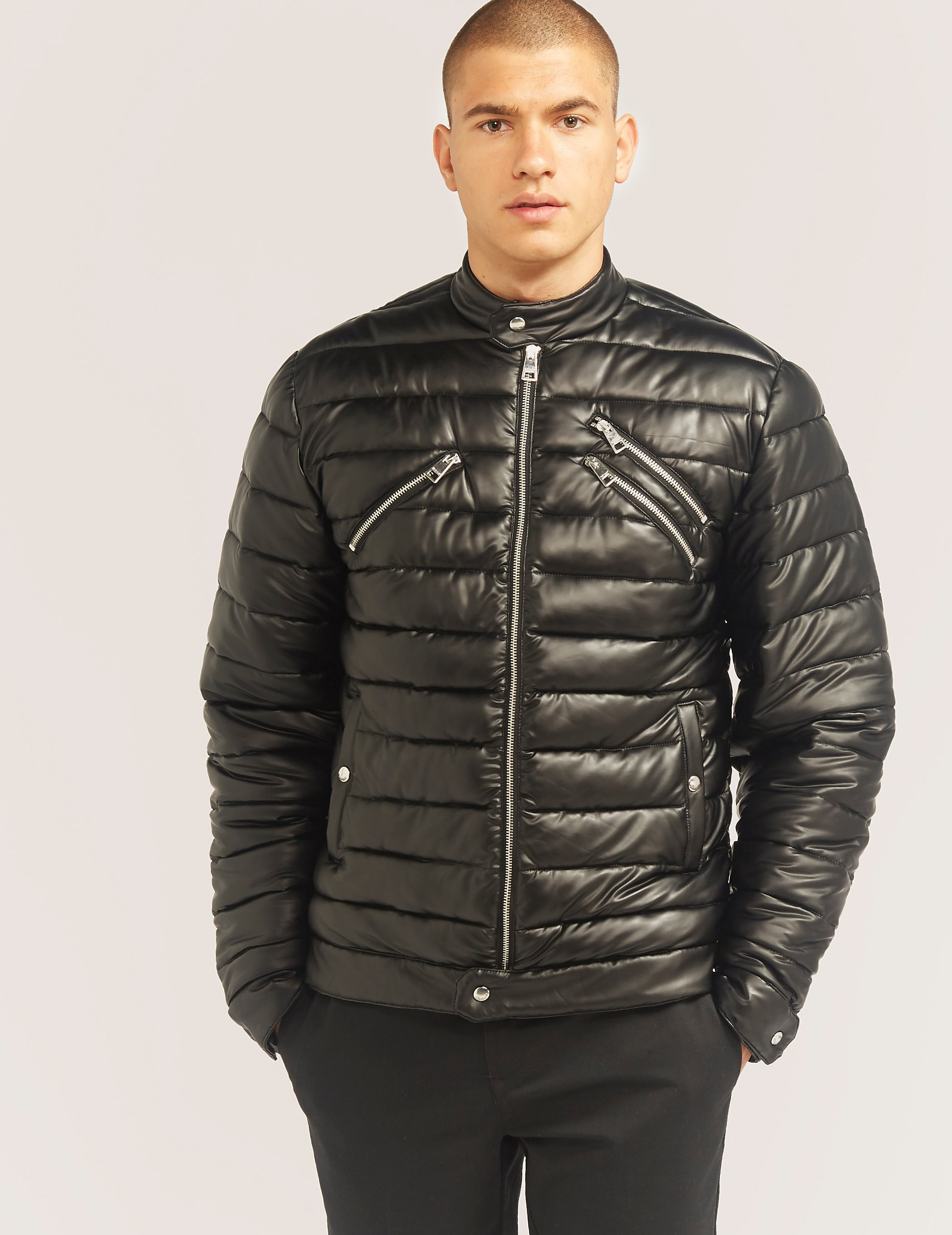 Just Cavalli Padded Bomber