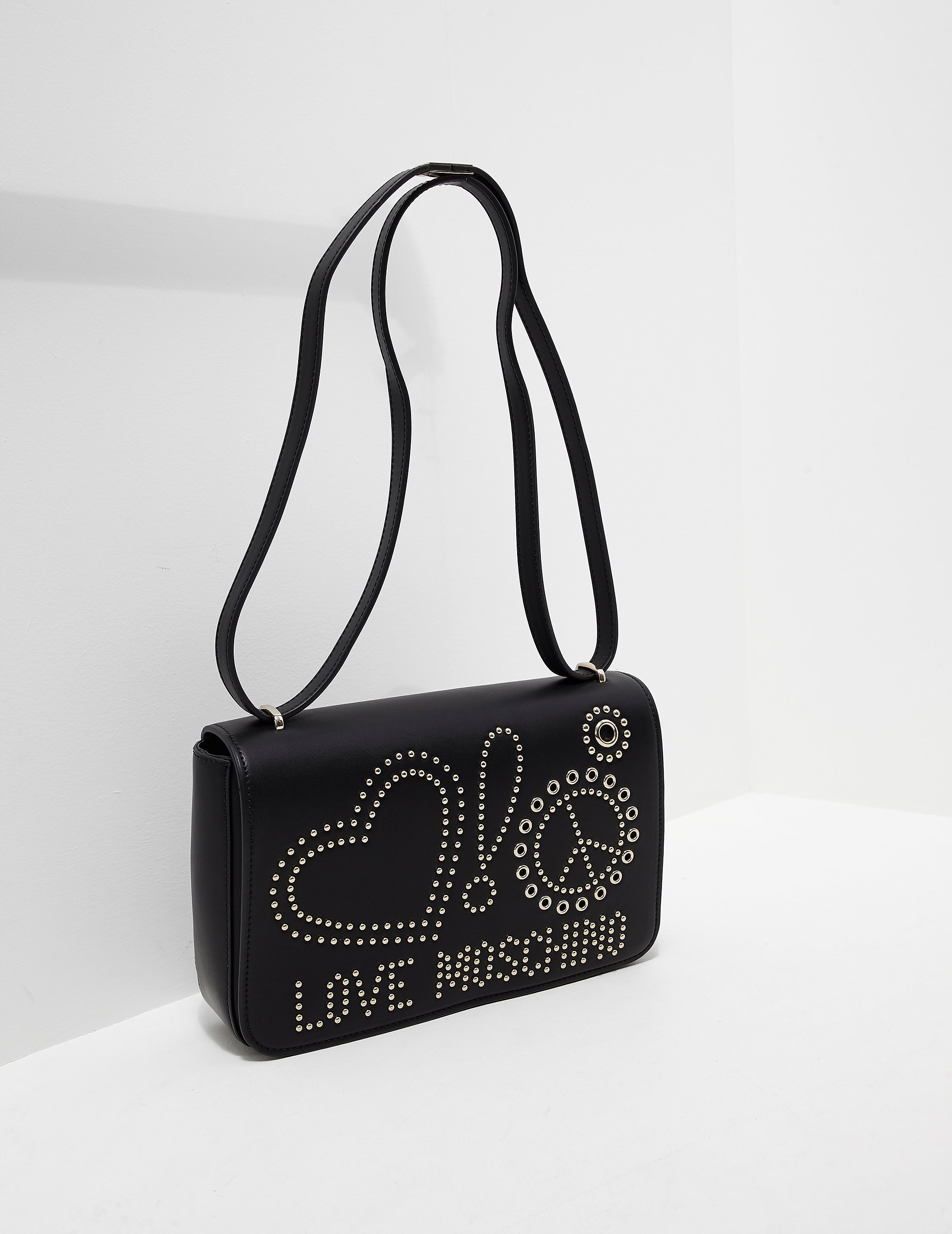 Love Moschino Stud Crossbody Bag