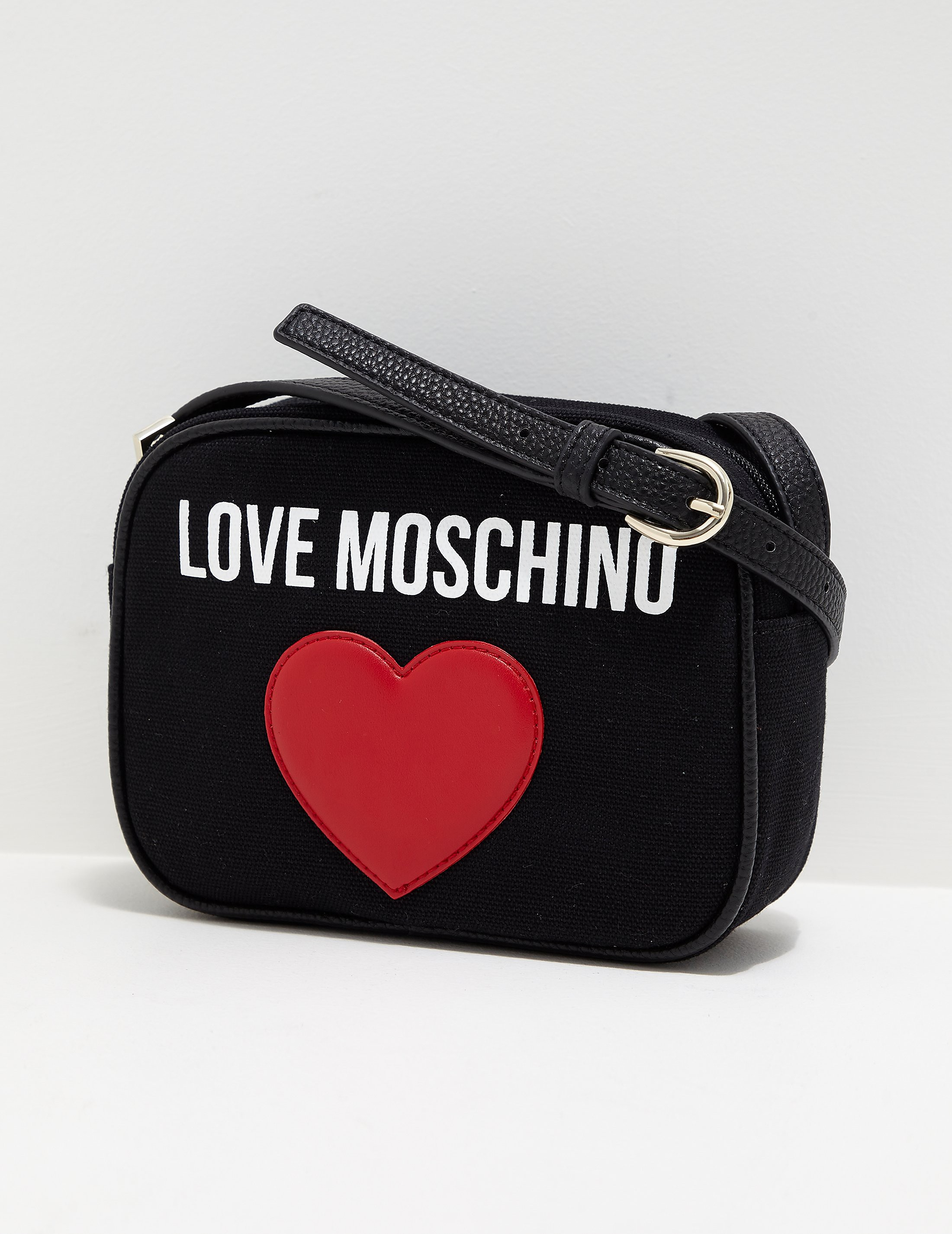 Love Moschino Heart Crossbody Bag