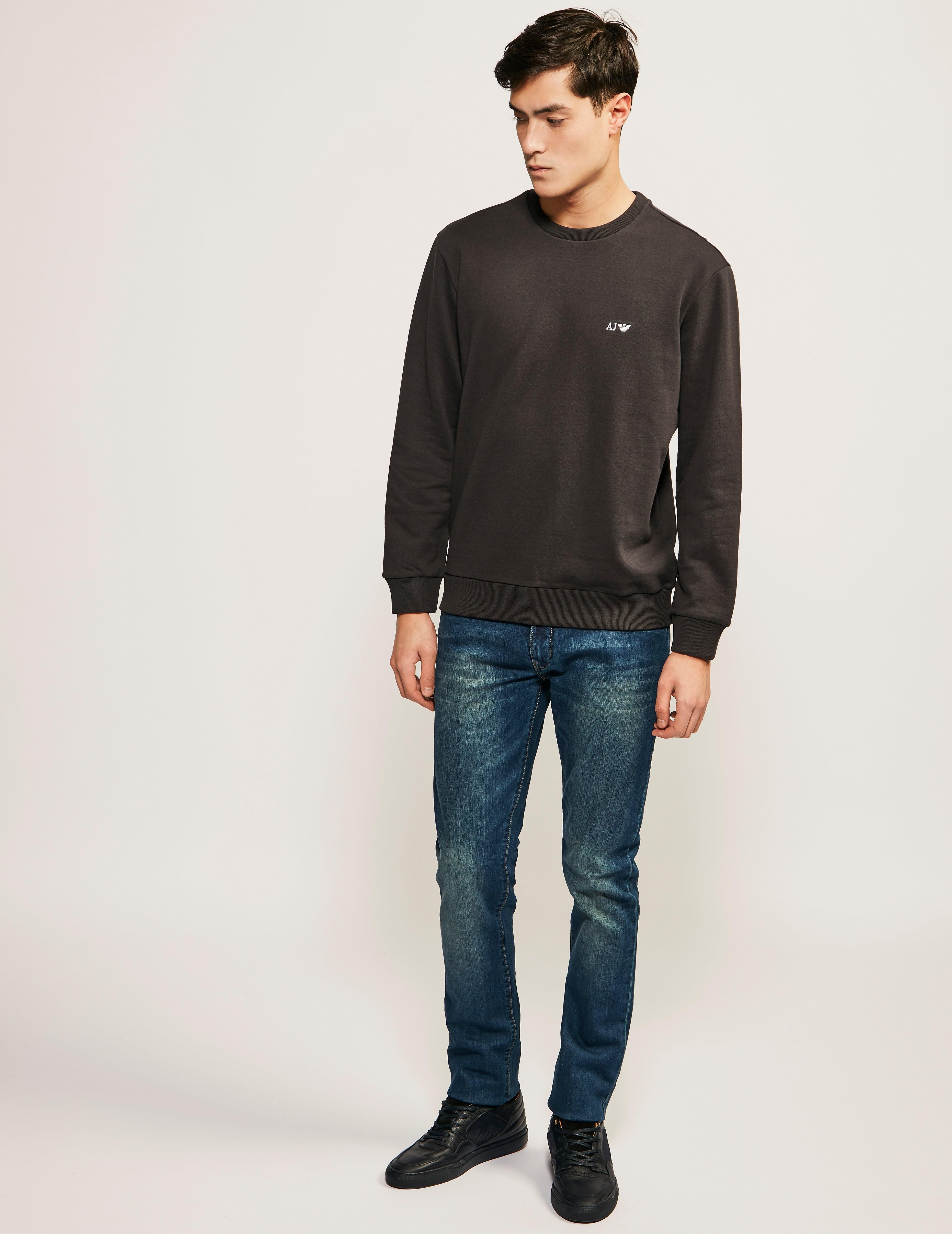 Armani Jeans J10 Midwash Extra Slim Jeans