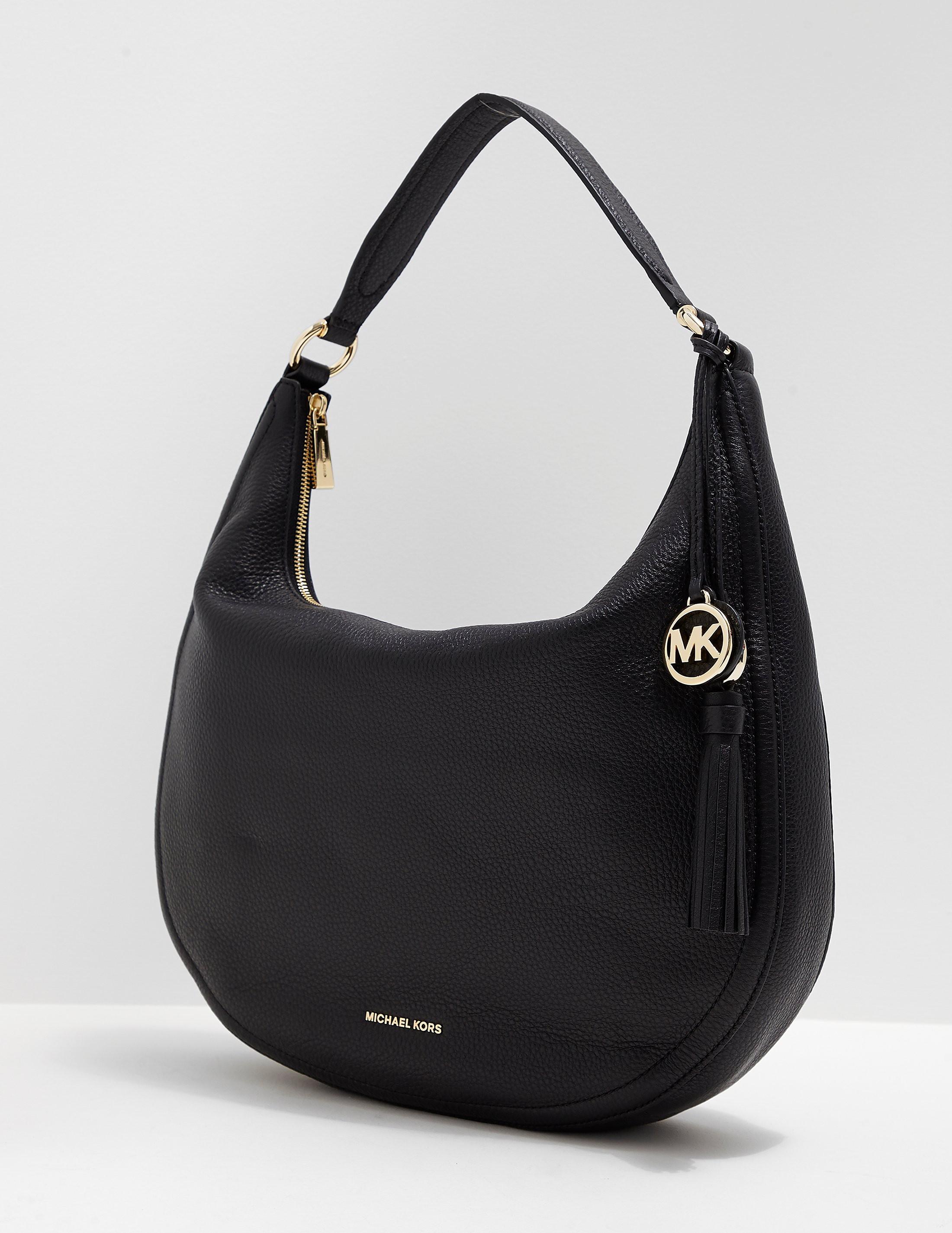 Michael Kors Lydia Hobo Shoulder Bag