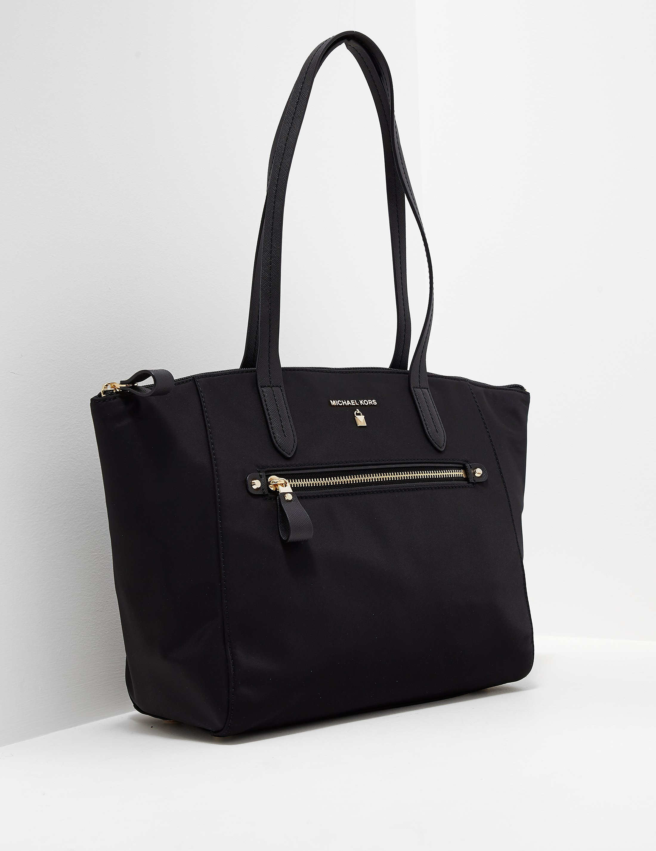 Michael Kors Nylon Kelsey Tote Bag