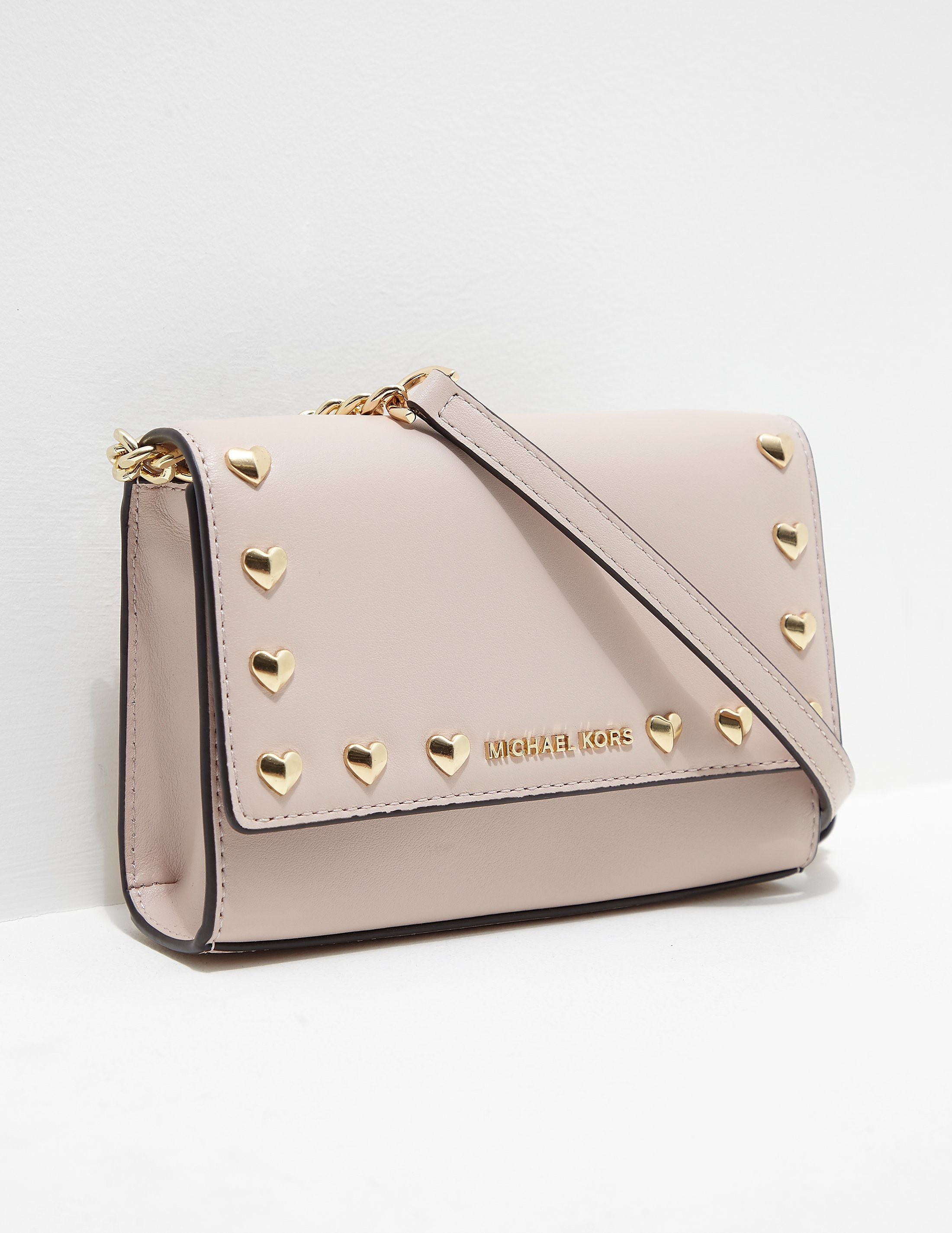 Michael Kors Love Stud Shoulder Bag
