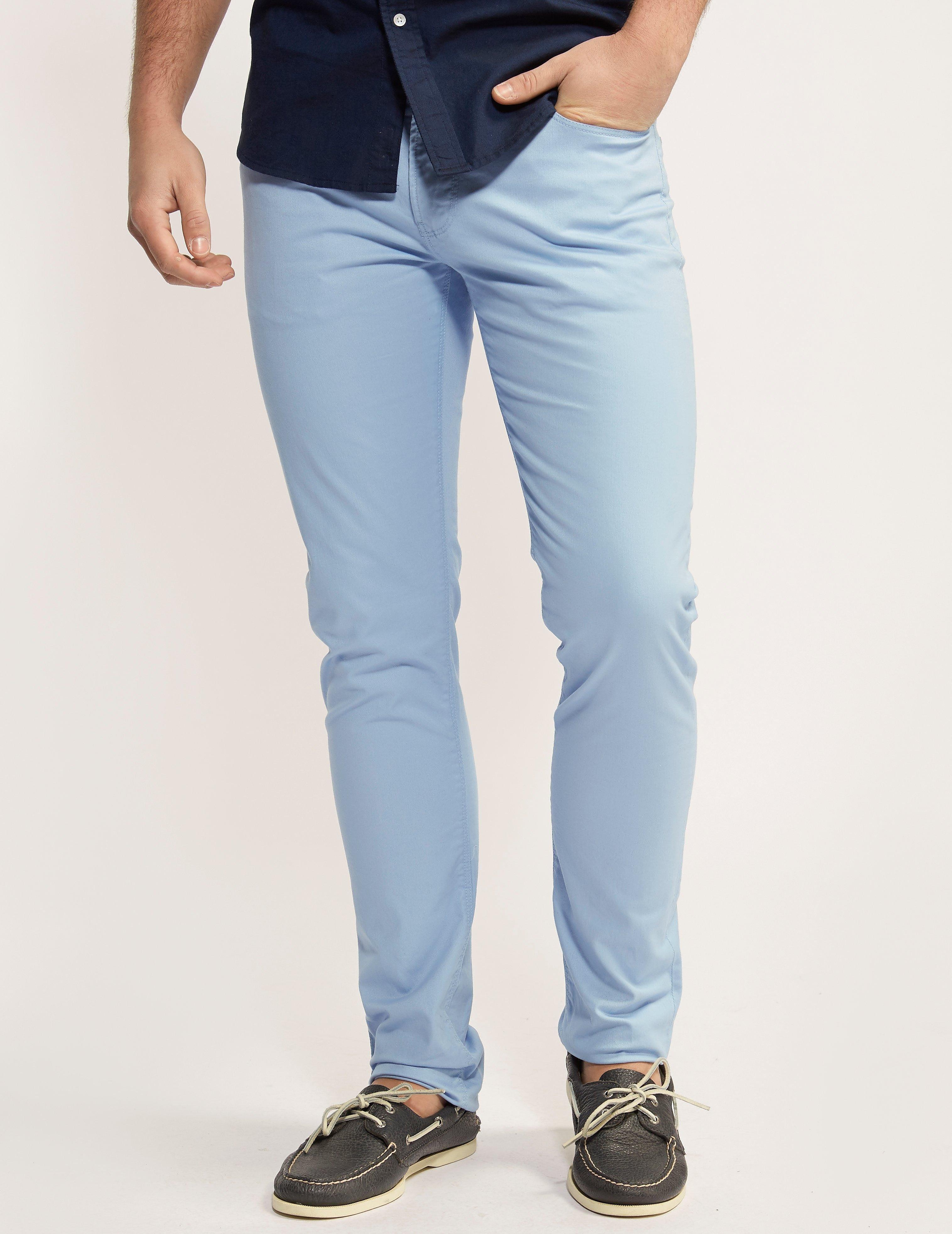 Armani Jeans J06 Cotton Chino - Long Leg