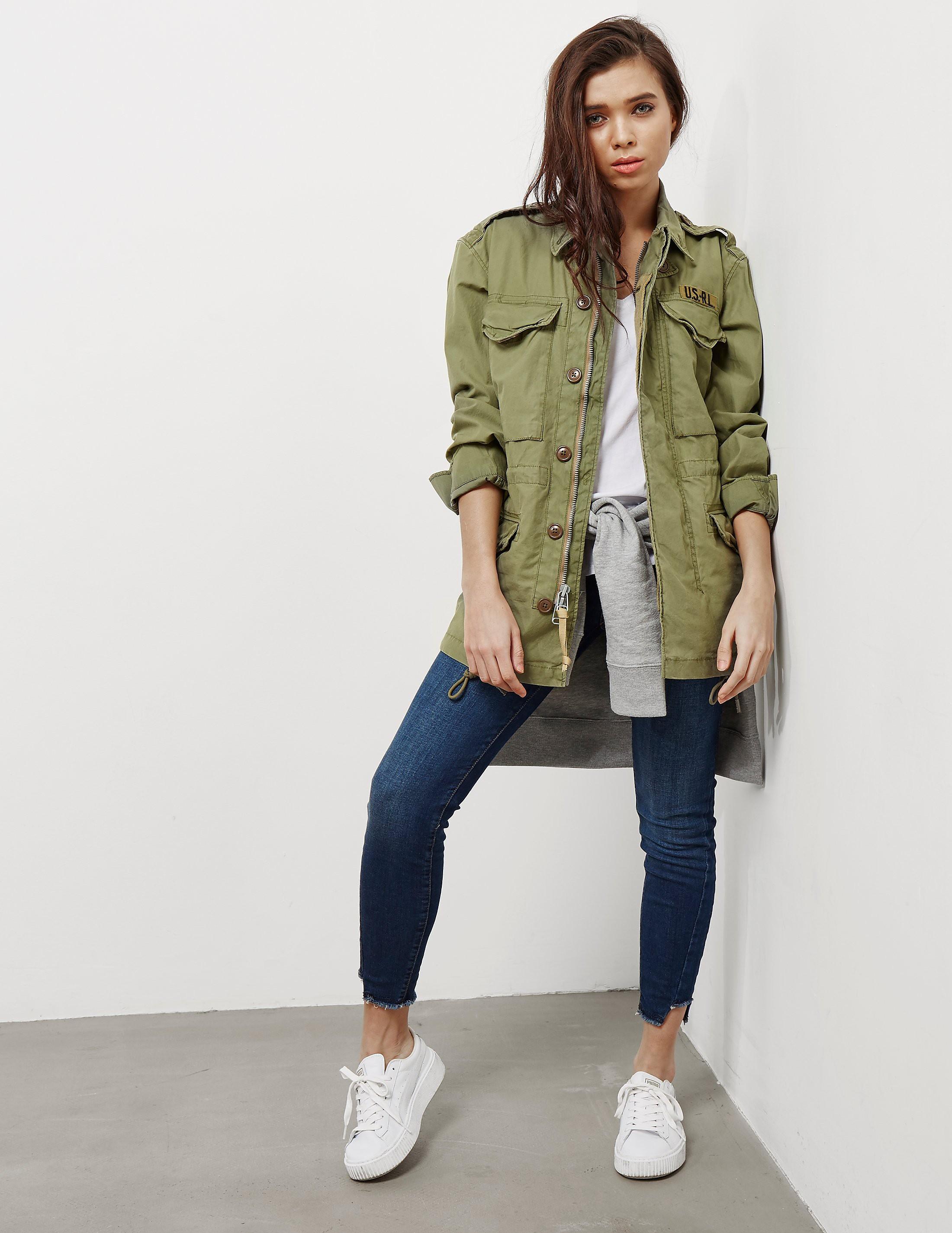 Polo Ralph Lauren Combat Jacket