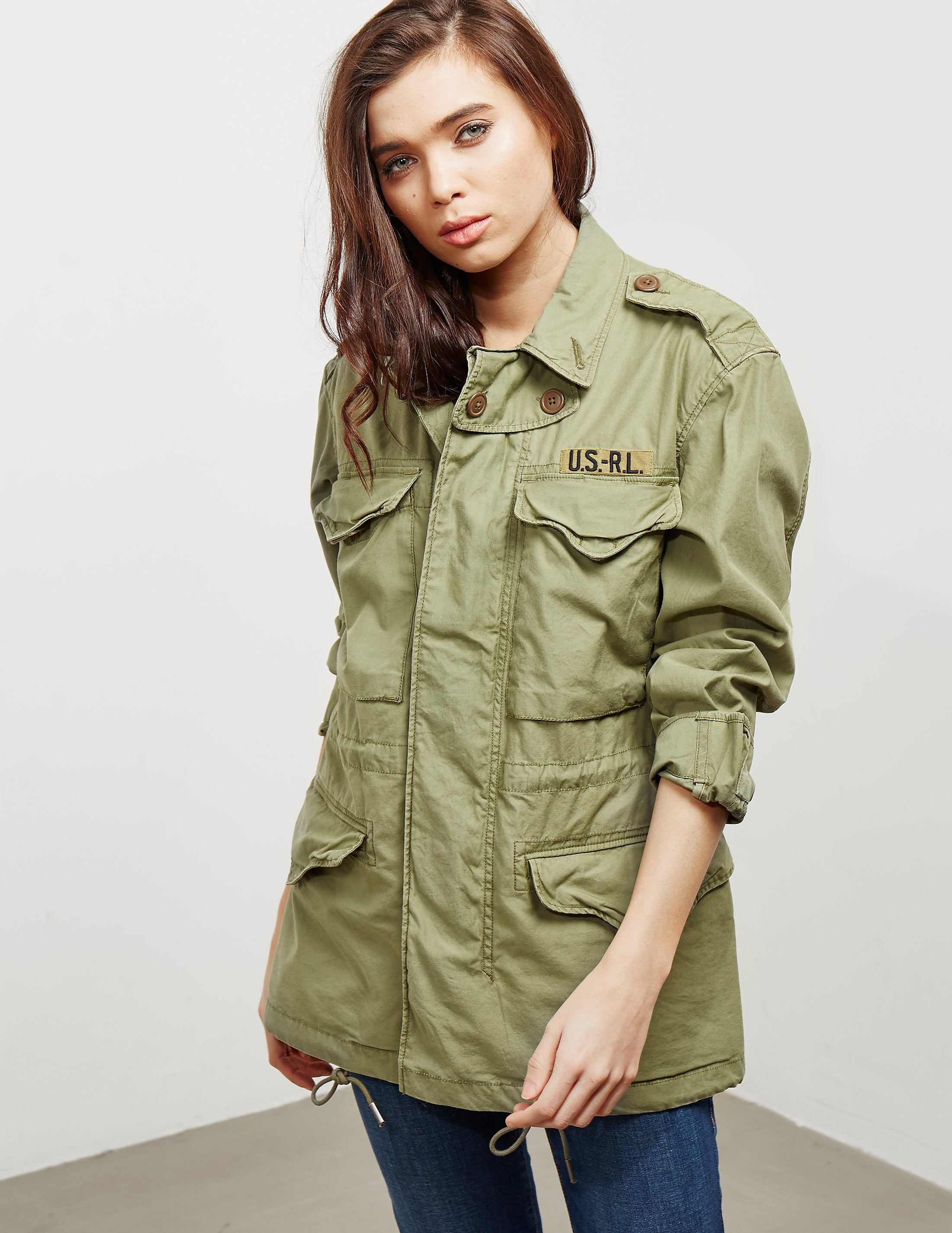 Polo Ralph Lauren Combat Jacket
