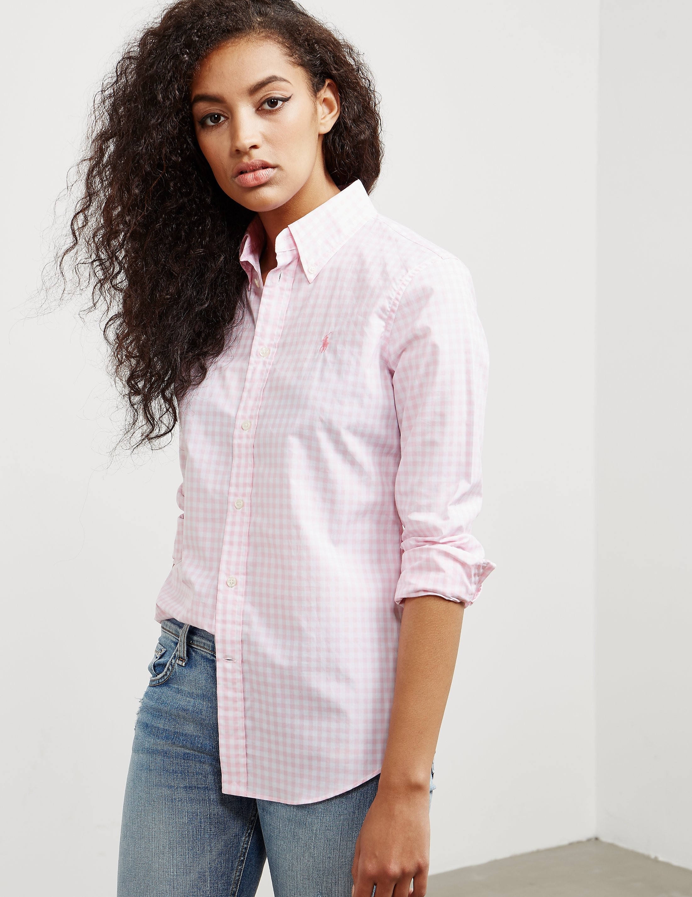 Polo Ralph Lauren Kendall Long Sleeve Shirt - Online Exclusive